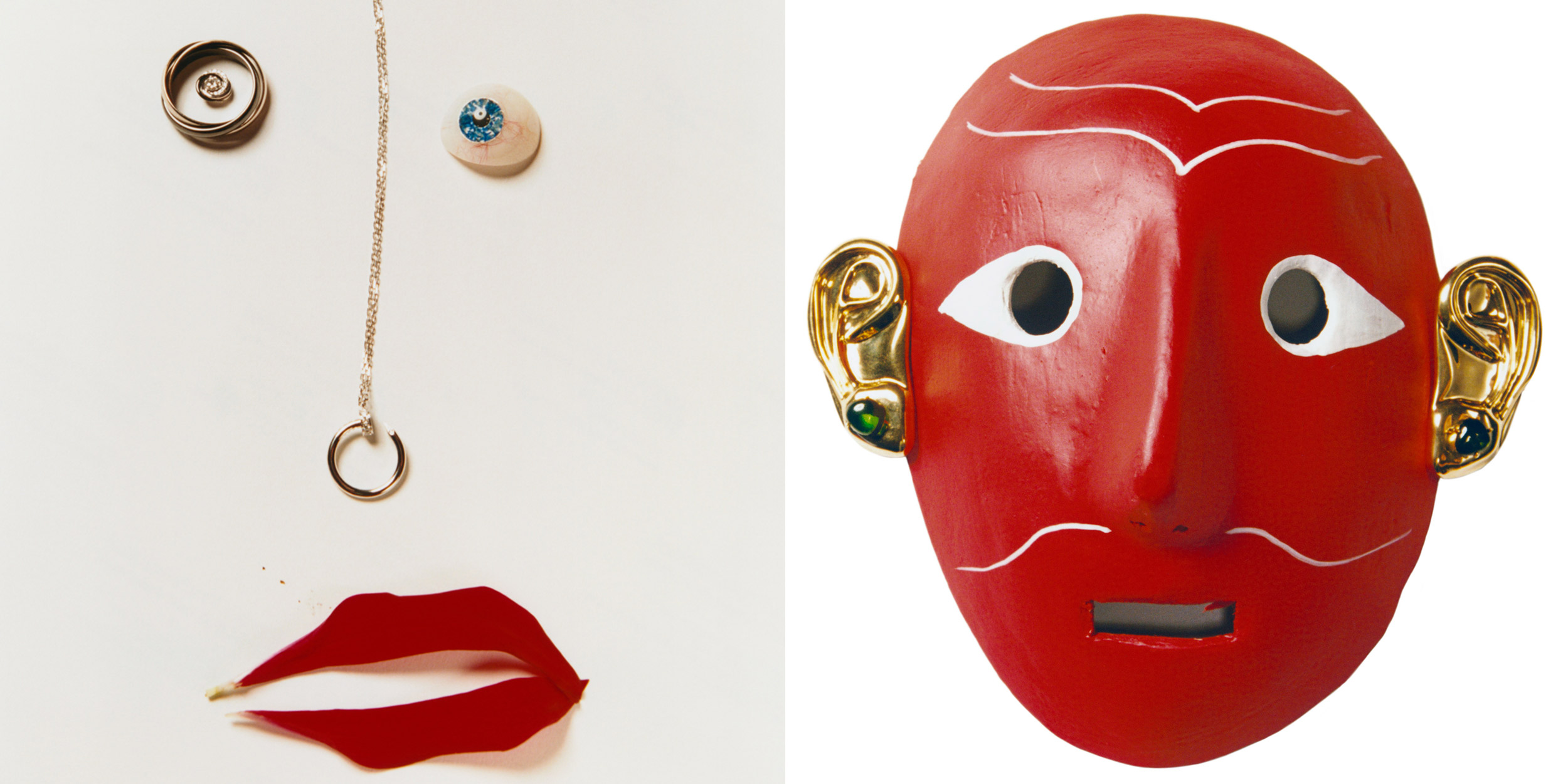 Our favorite accessories become a whimsical cast of high-fashion characters