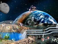 10 extraordinary creators imagine life on the Moon in Document's 'Lunar Portfolio'