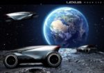 What will we drive on the moon? Lexus shows Document the future
