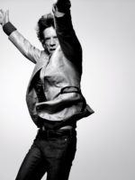 Bryan Adams reenergizes the concept of celebrity portraits