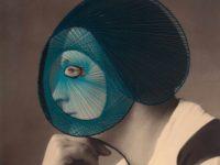 Maurizio Anzeri's 'needle heads' turn nostalgic subjects into alien bodies