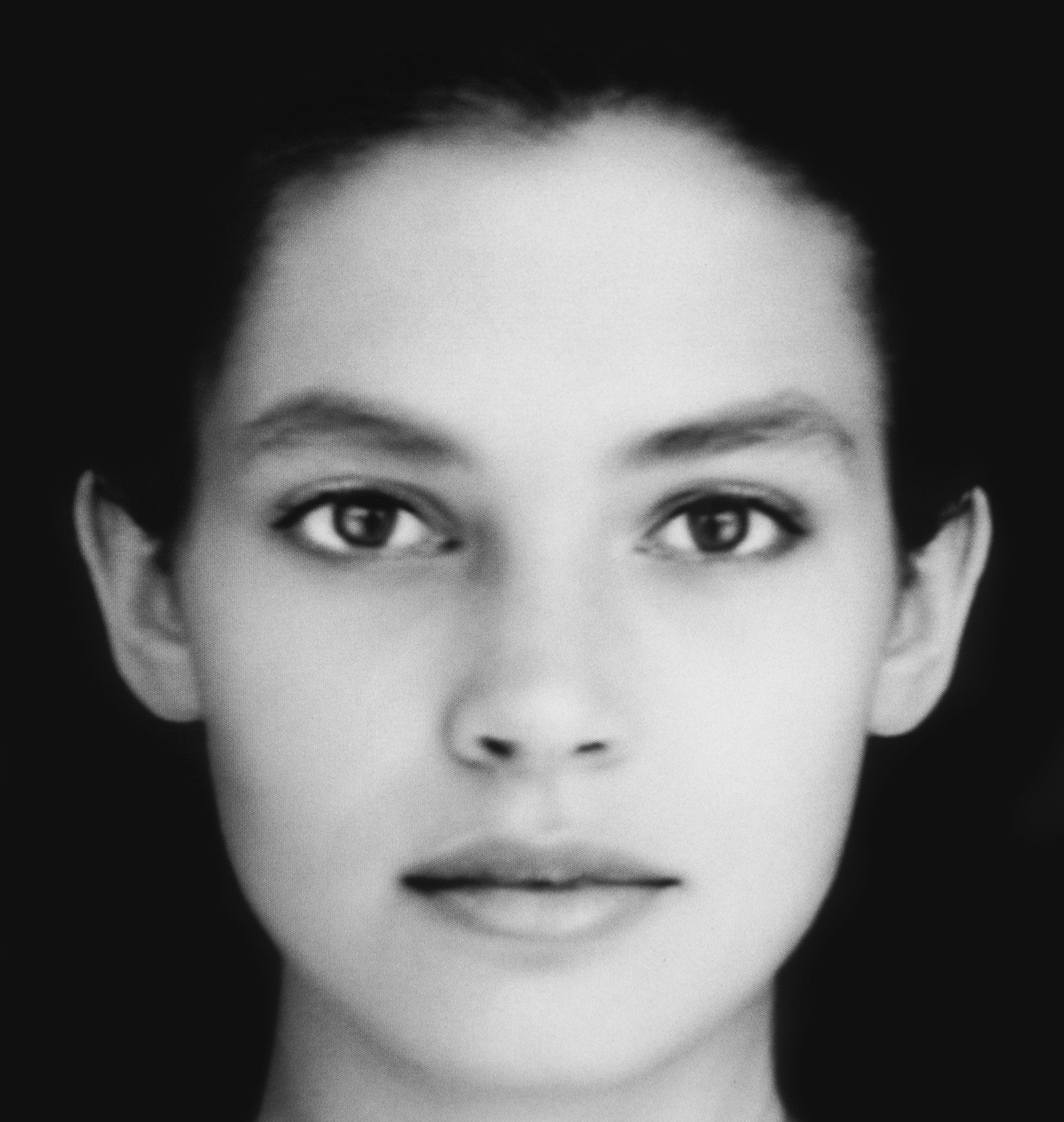 Before DNA kits and deepfakes, Nancy Burson used morphed images to reveal fundamental truths