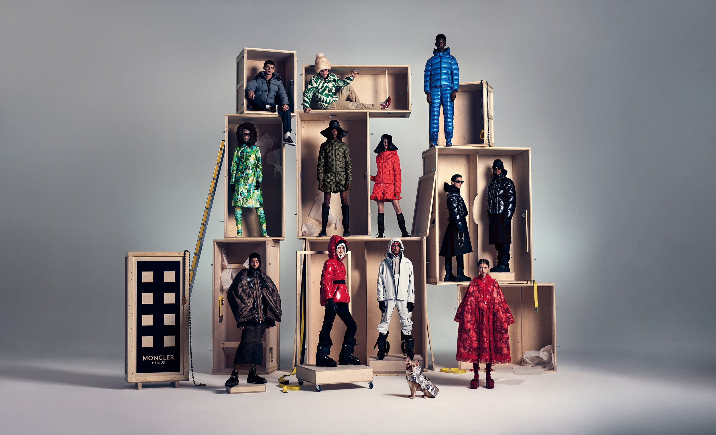J.W. Anderson is the latest addition to the Moncler Genius roster