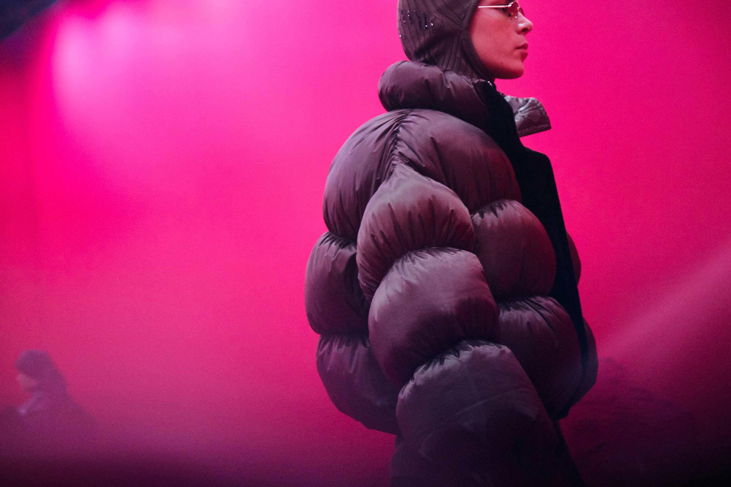 Goths, flower children, genderless punks: Moncler Genius is fashion's new first family