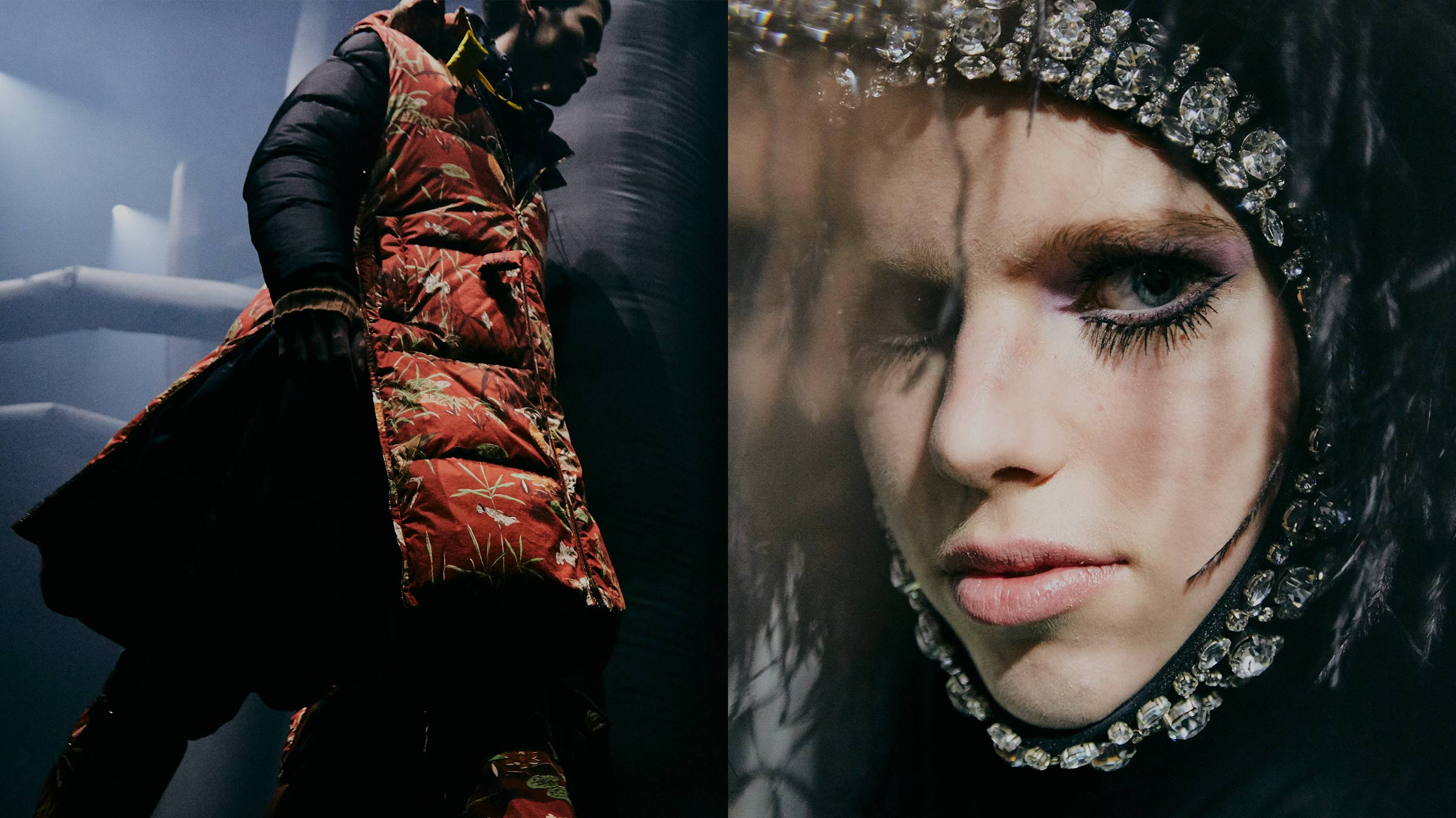 Goths, flower children, genderless punks: Moncler Genius is fashion's new first family
