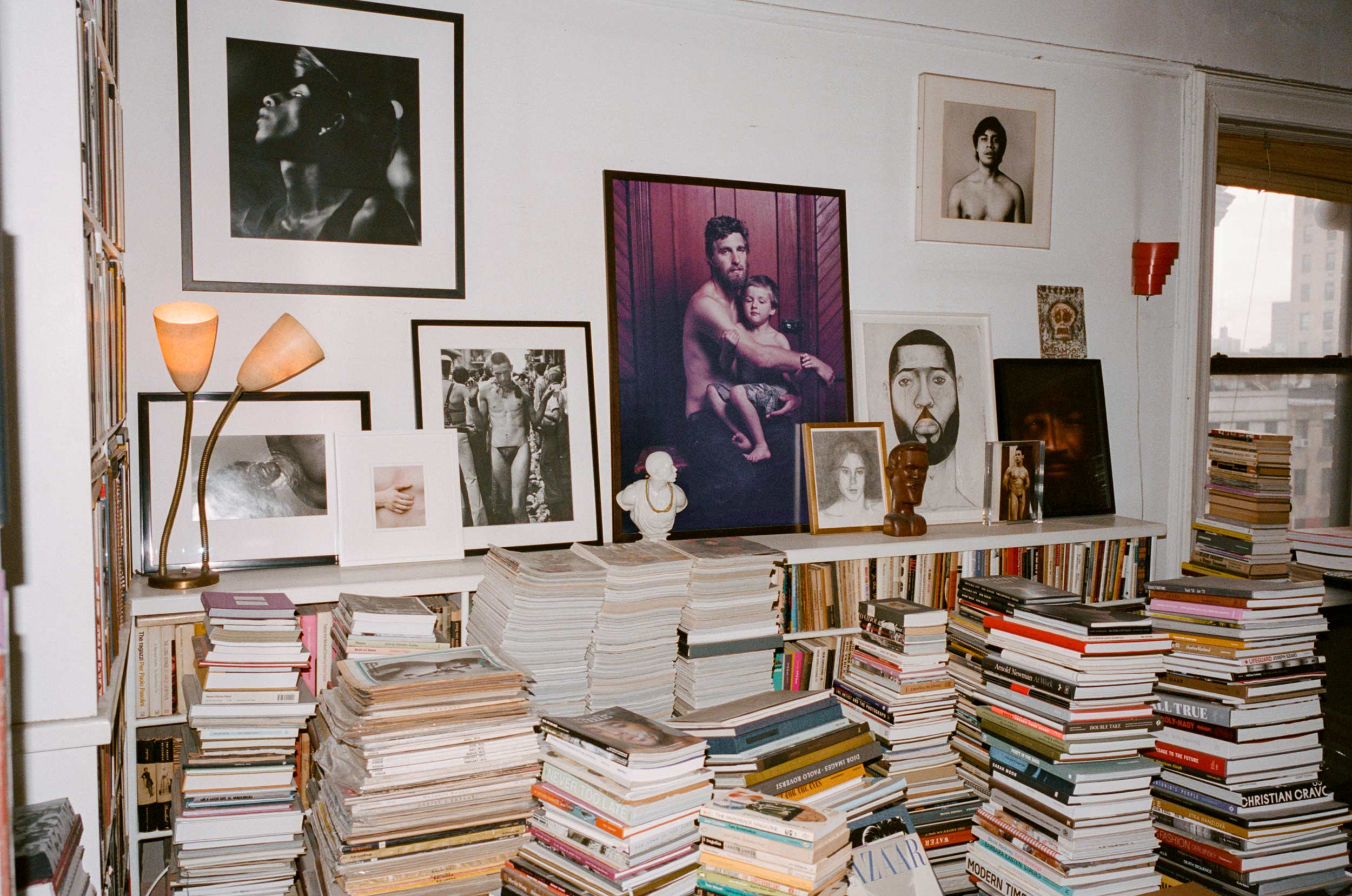 Vince Aletti teaches us how to build a legendary magazine collection