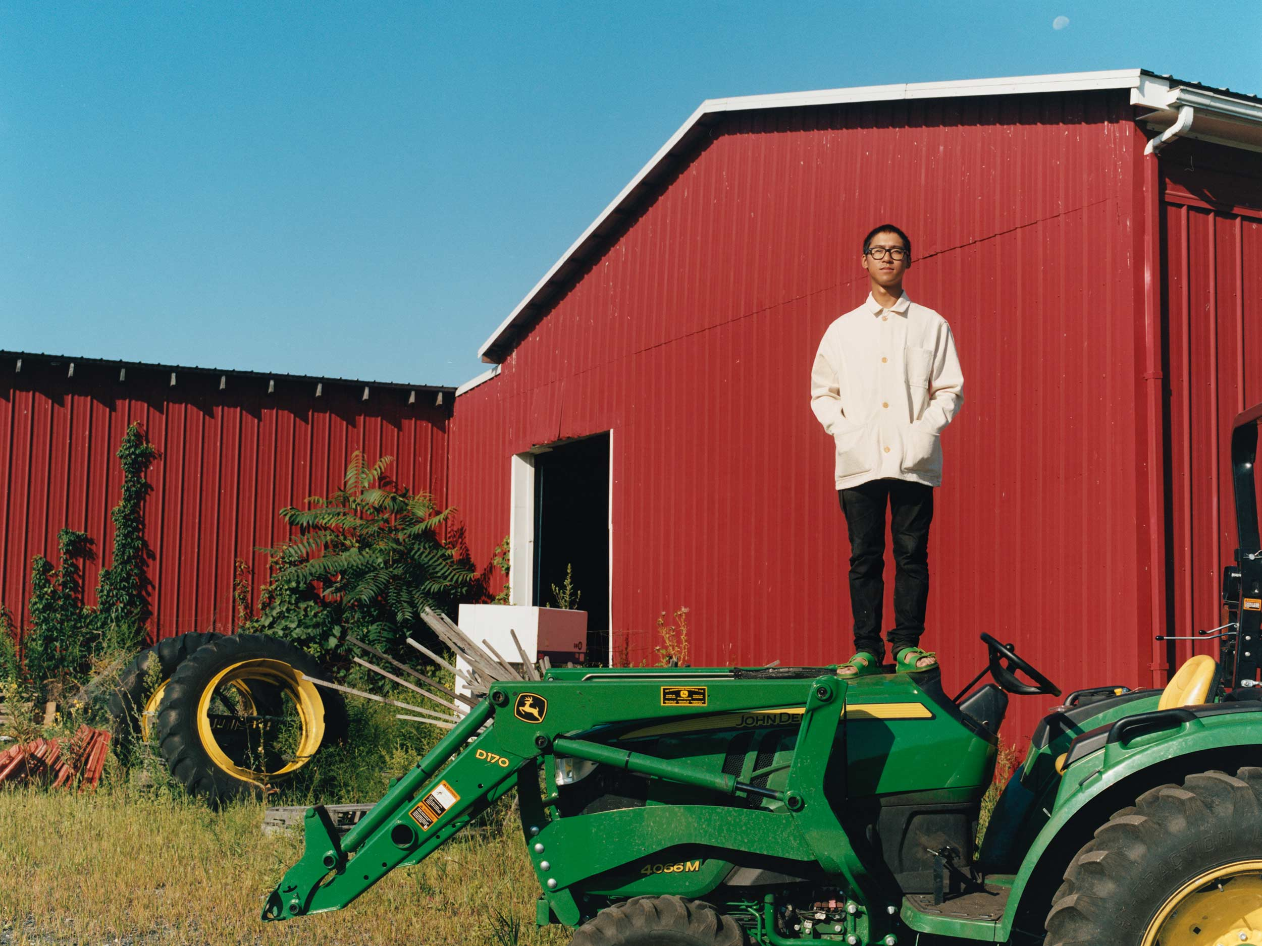 Larry Tse's guide to organic farming in the Hudson Valley