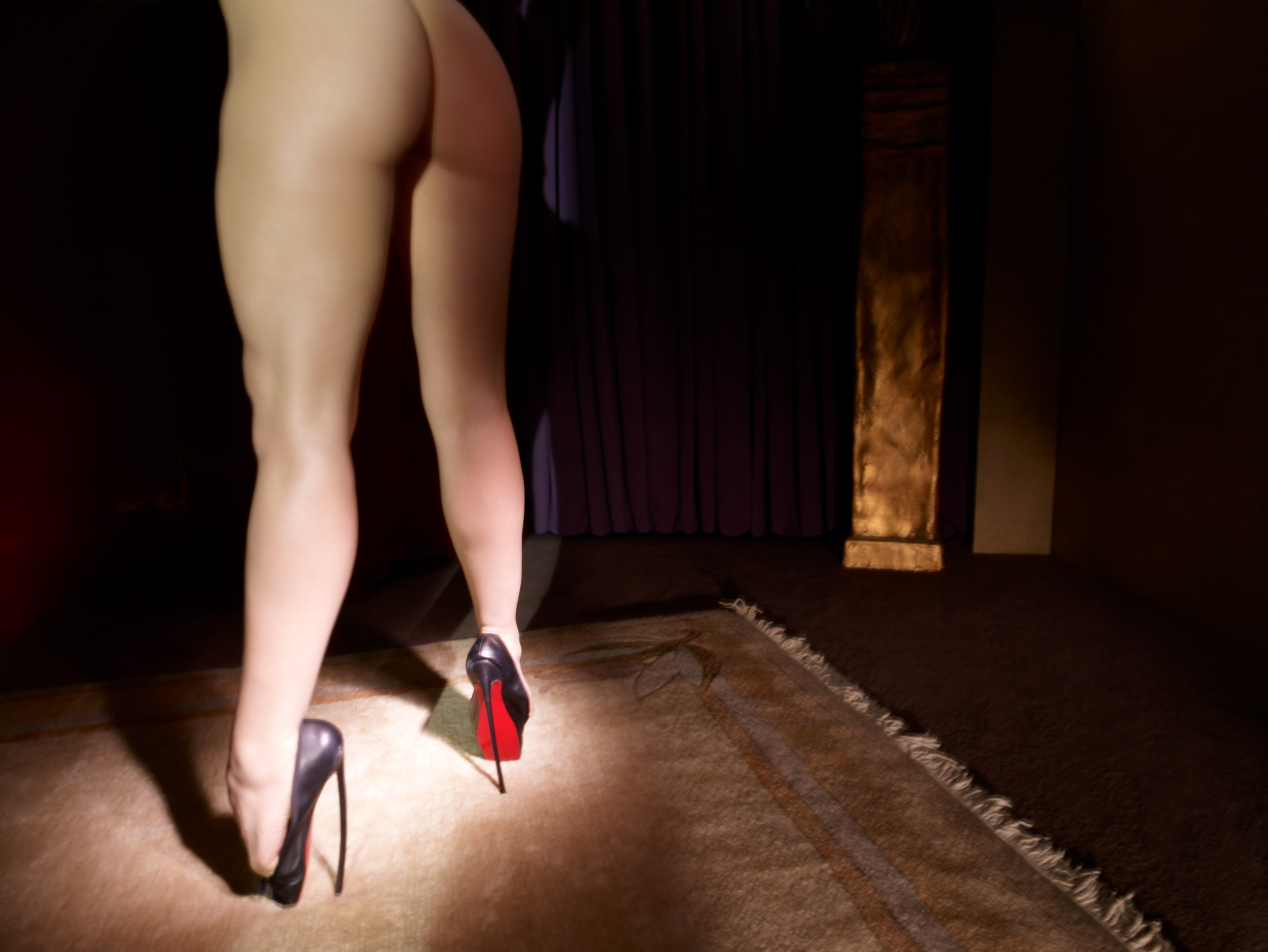 The titillating Louboutin and David Lynch collaboration that brought us to our knees