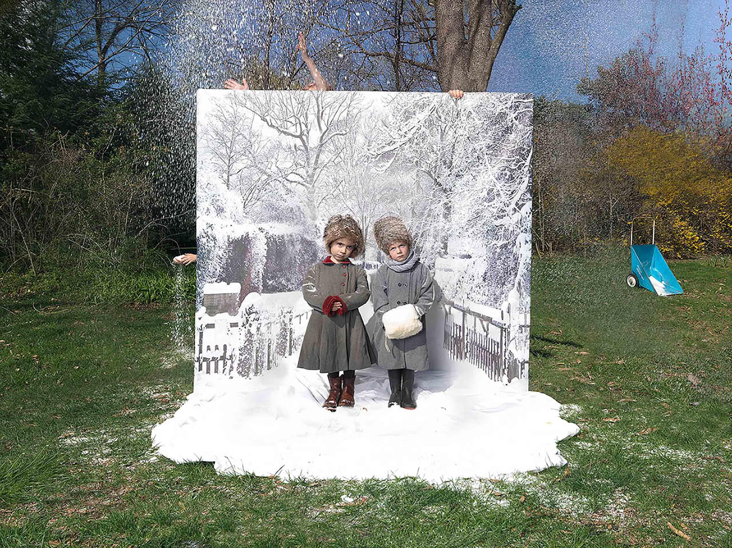Julie Blackmon on her photo 'Fake Weather'