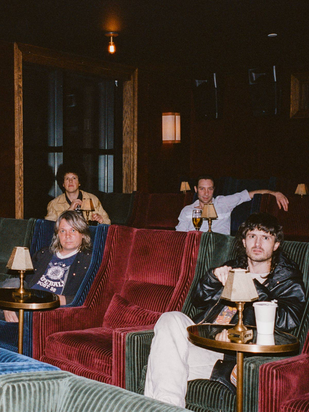 Gospel, postmodern thrifting, and leather daddies: Inside the world of the Black Lips