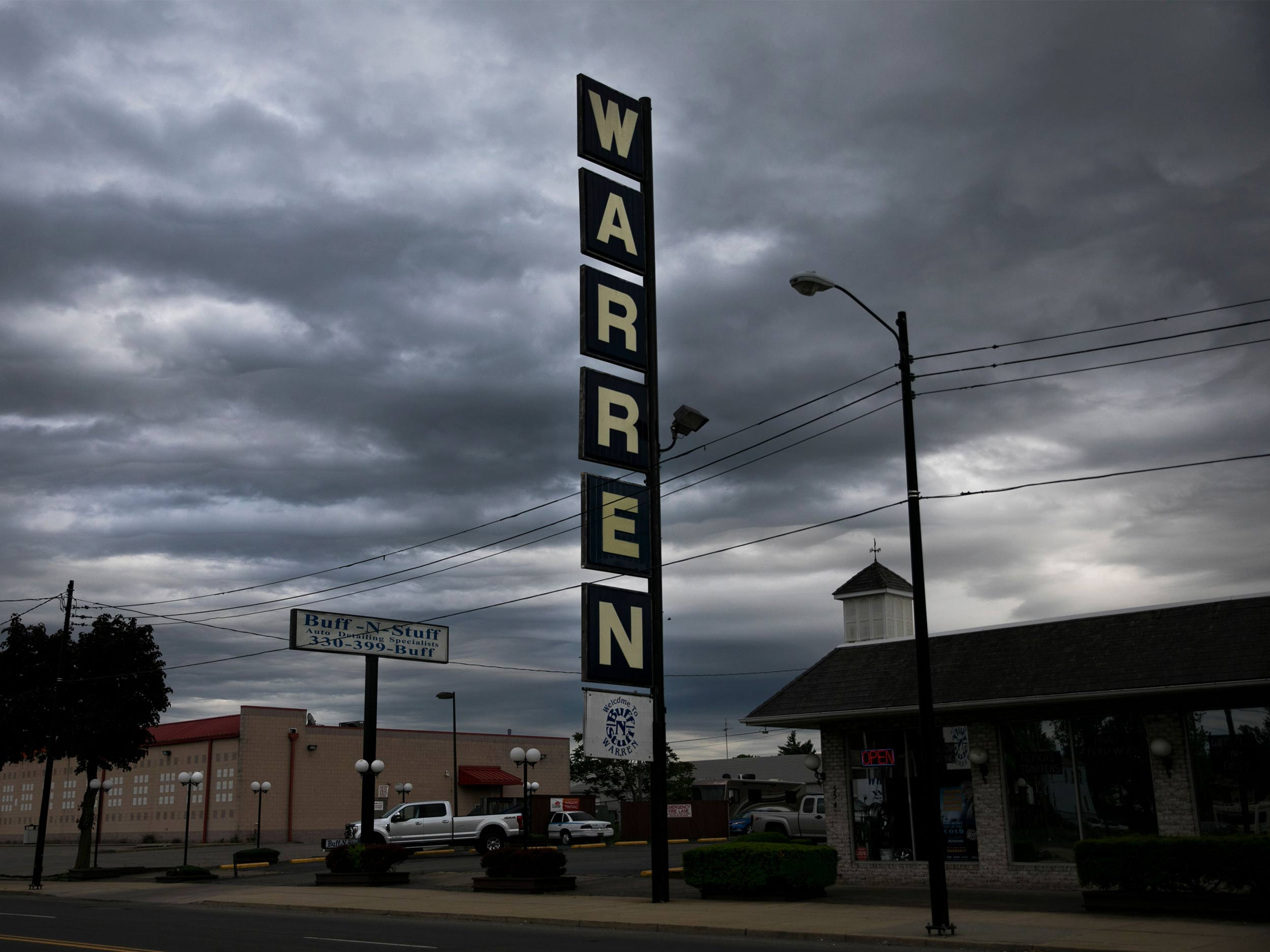 Portrait of Warren, Ohio—a microcosm of the Rust Belt struggle