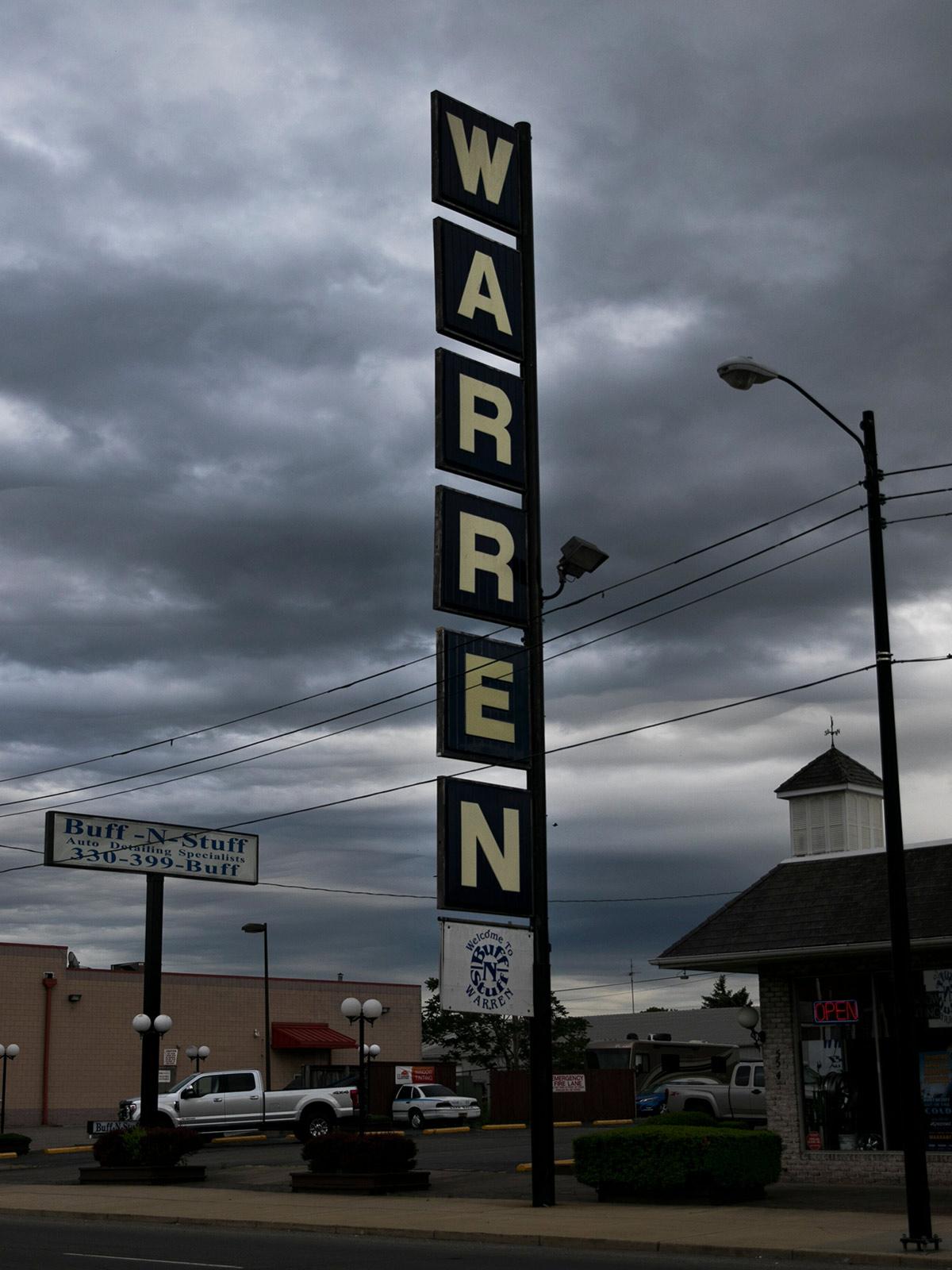 Portrait of Warren, Ohio—a microcosm of the Rust Belt struggle