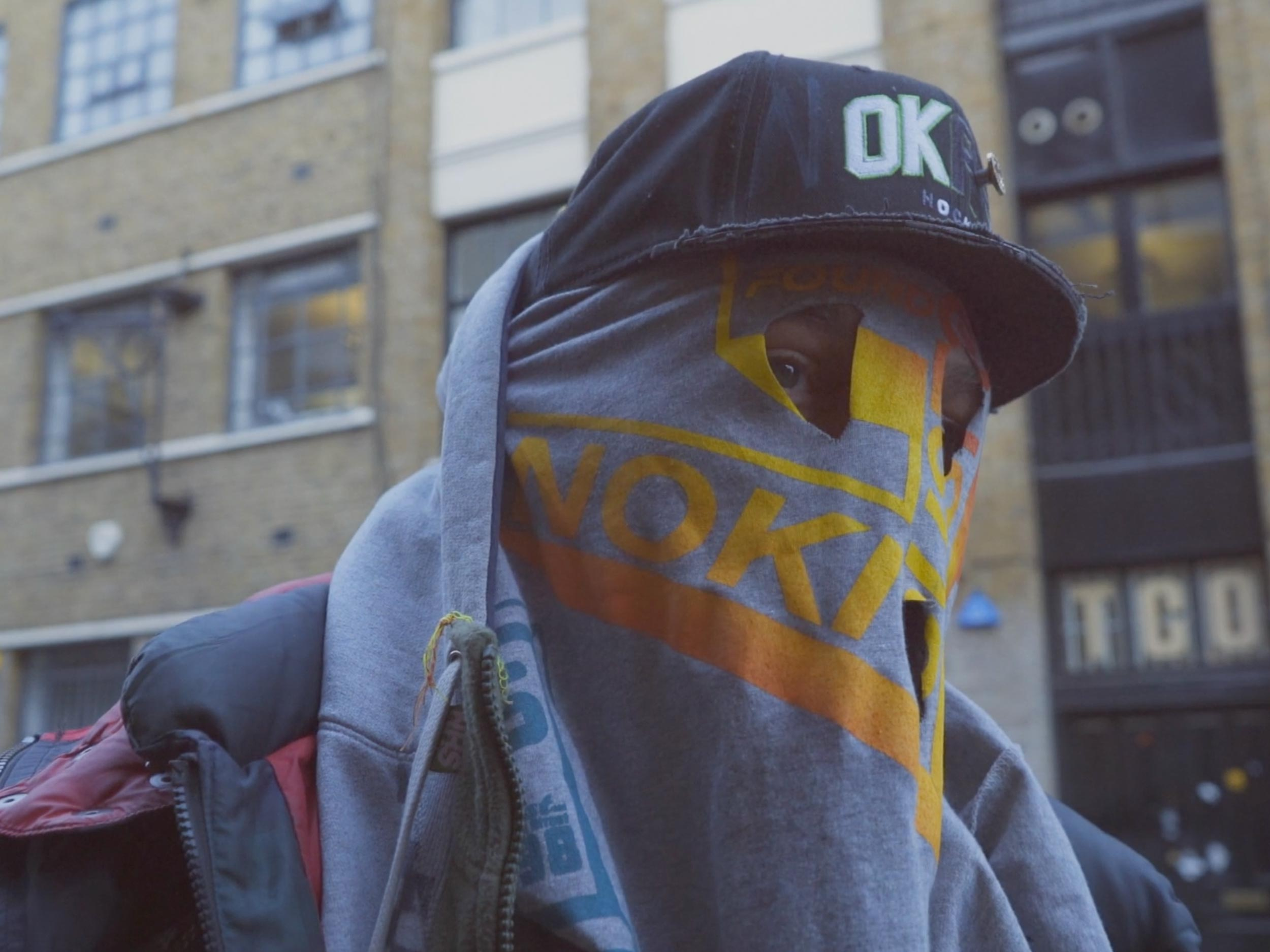 A walking tour of Shoreditch with Dr Noki, London's original king of DIY