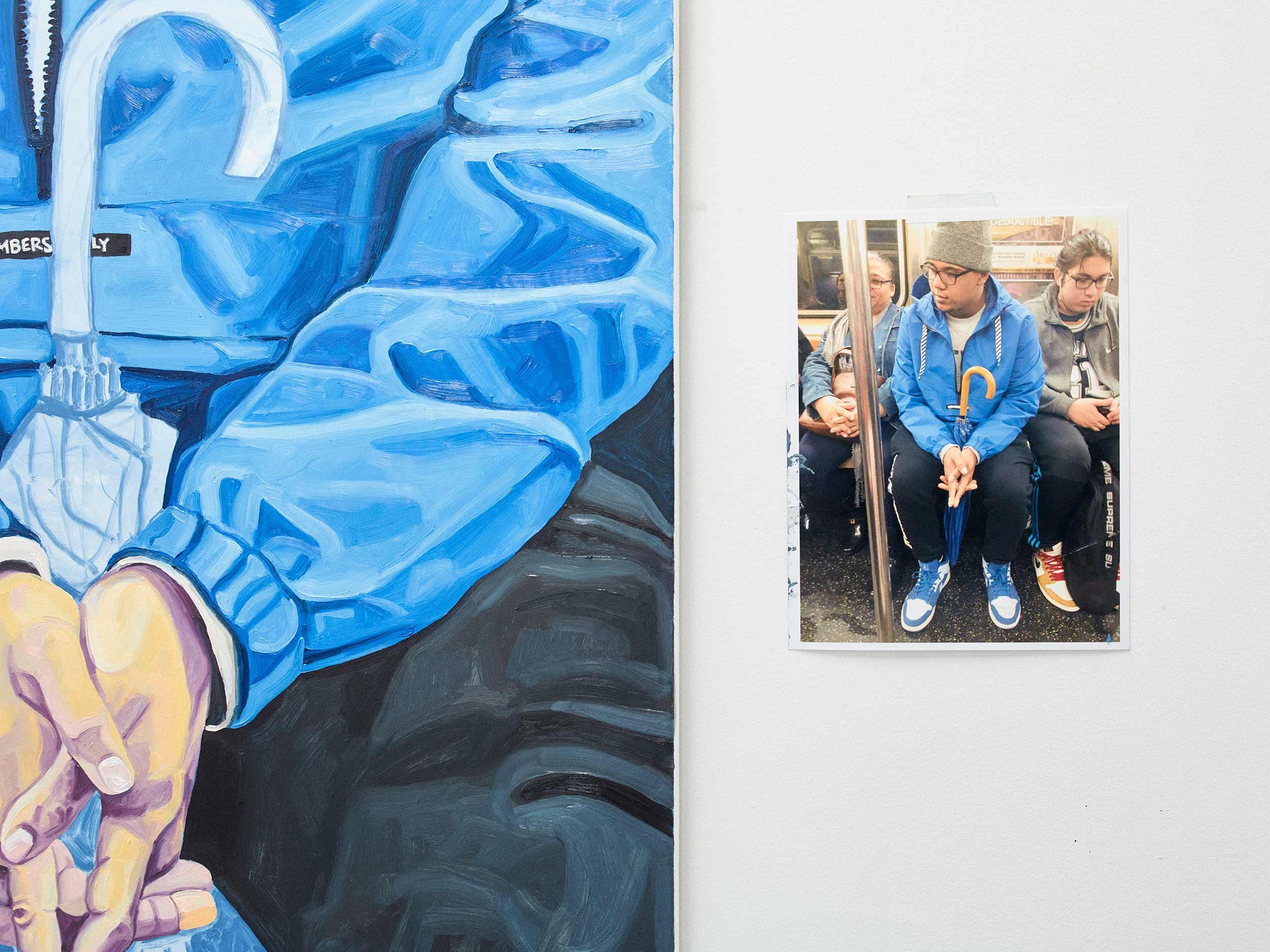 Celebrating our essential humanity in the paintings of Jordan Casteel
