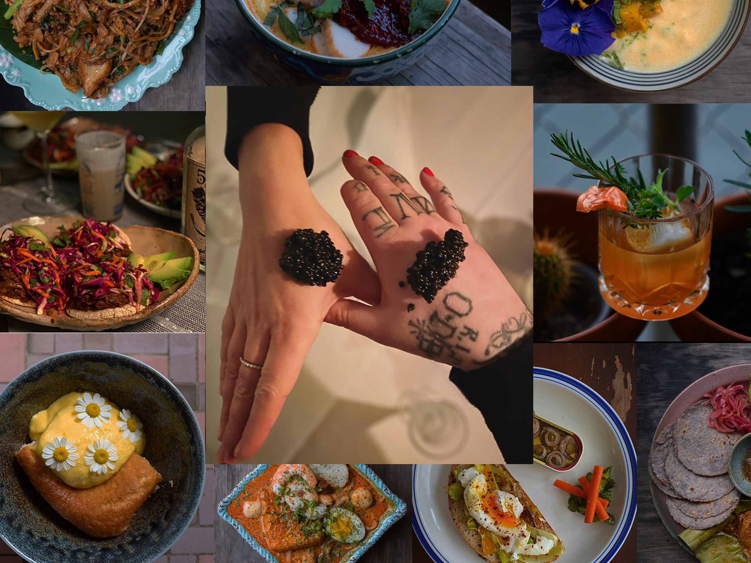Coronappétit, Instagram's spiciest guide to dining during the pandemic
