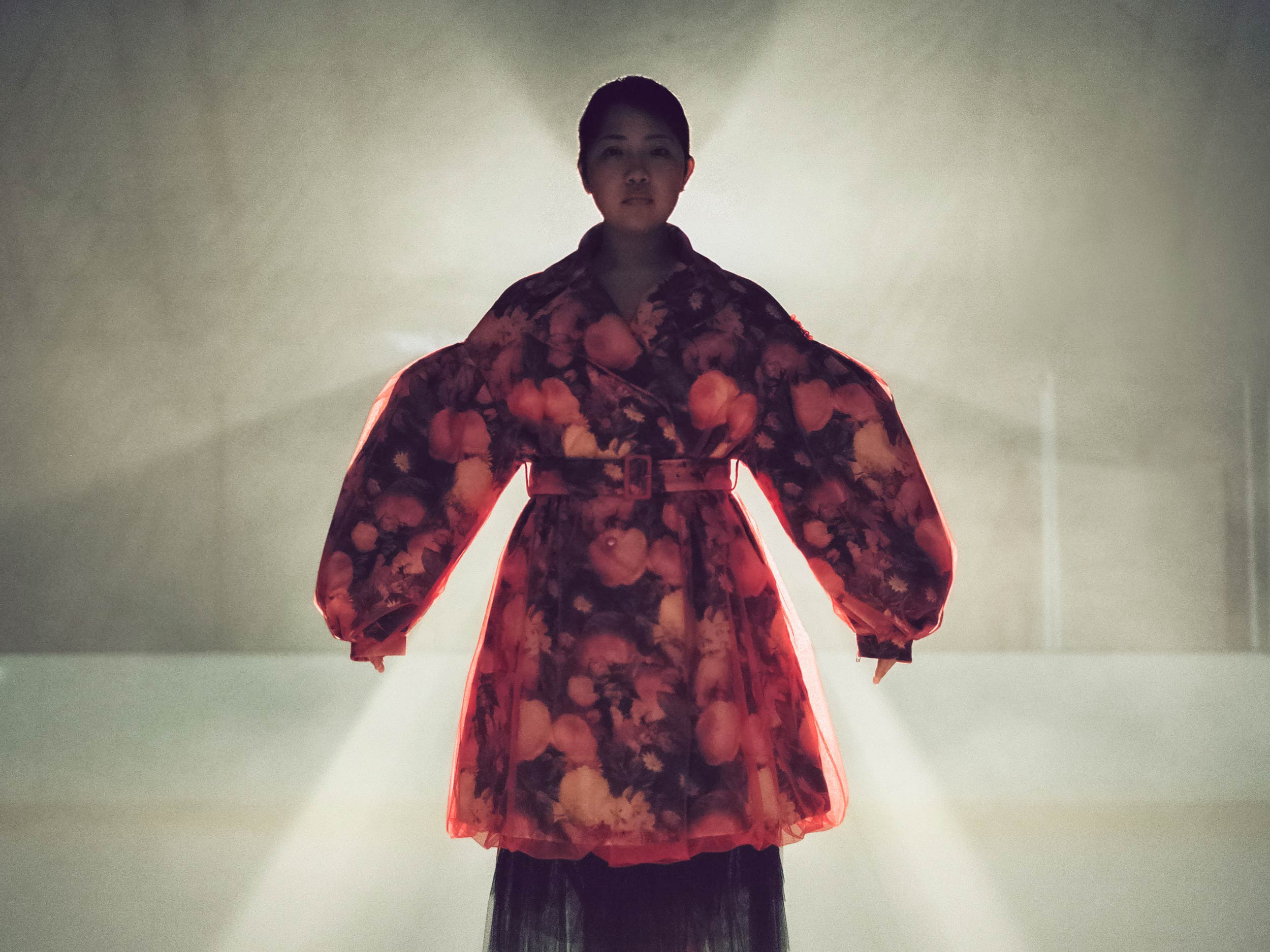 4 Moncler Simone Rocha takes flight