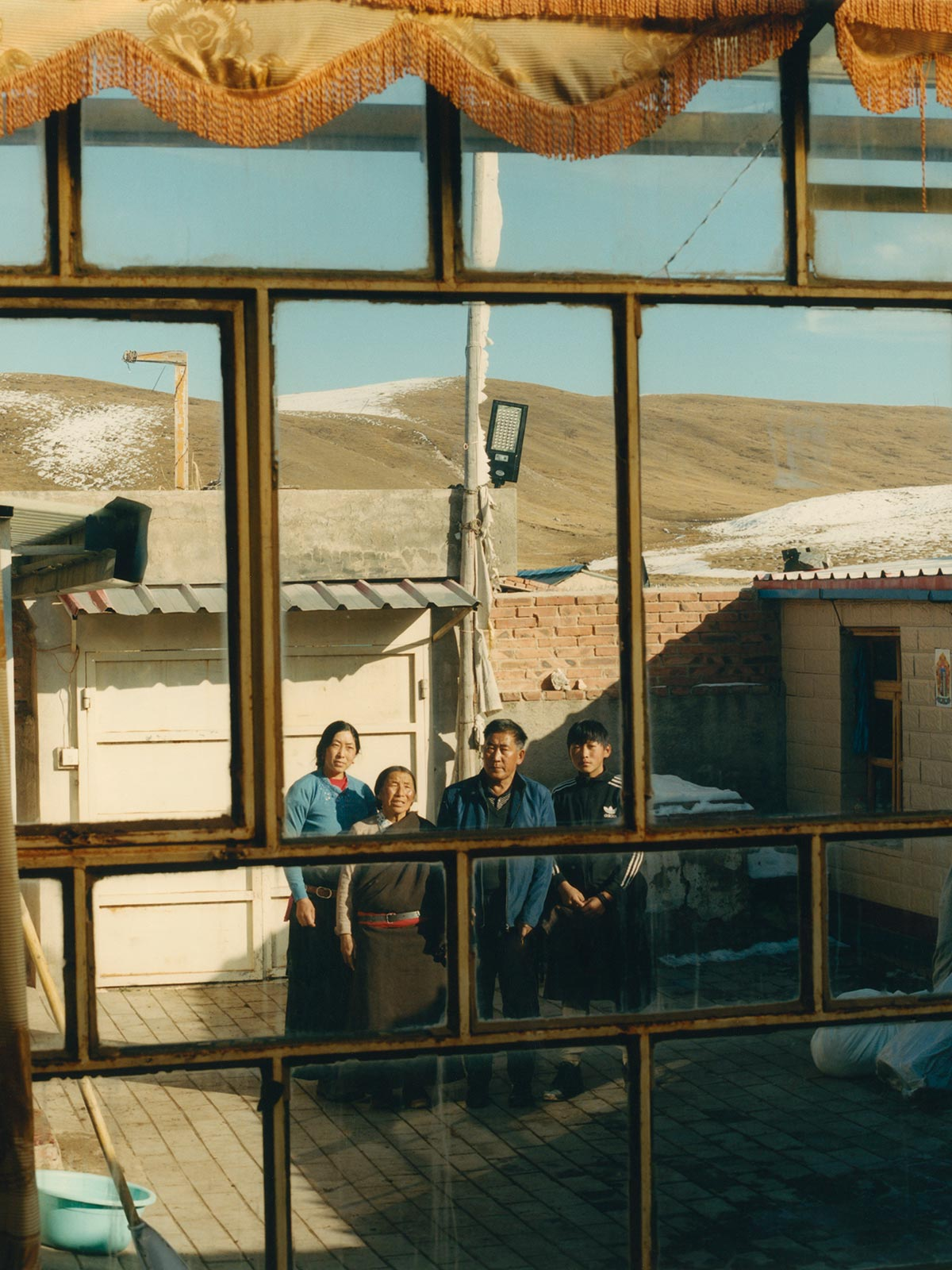 At home with Tibet's last remaining nomadic families