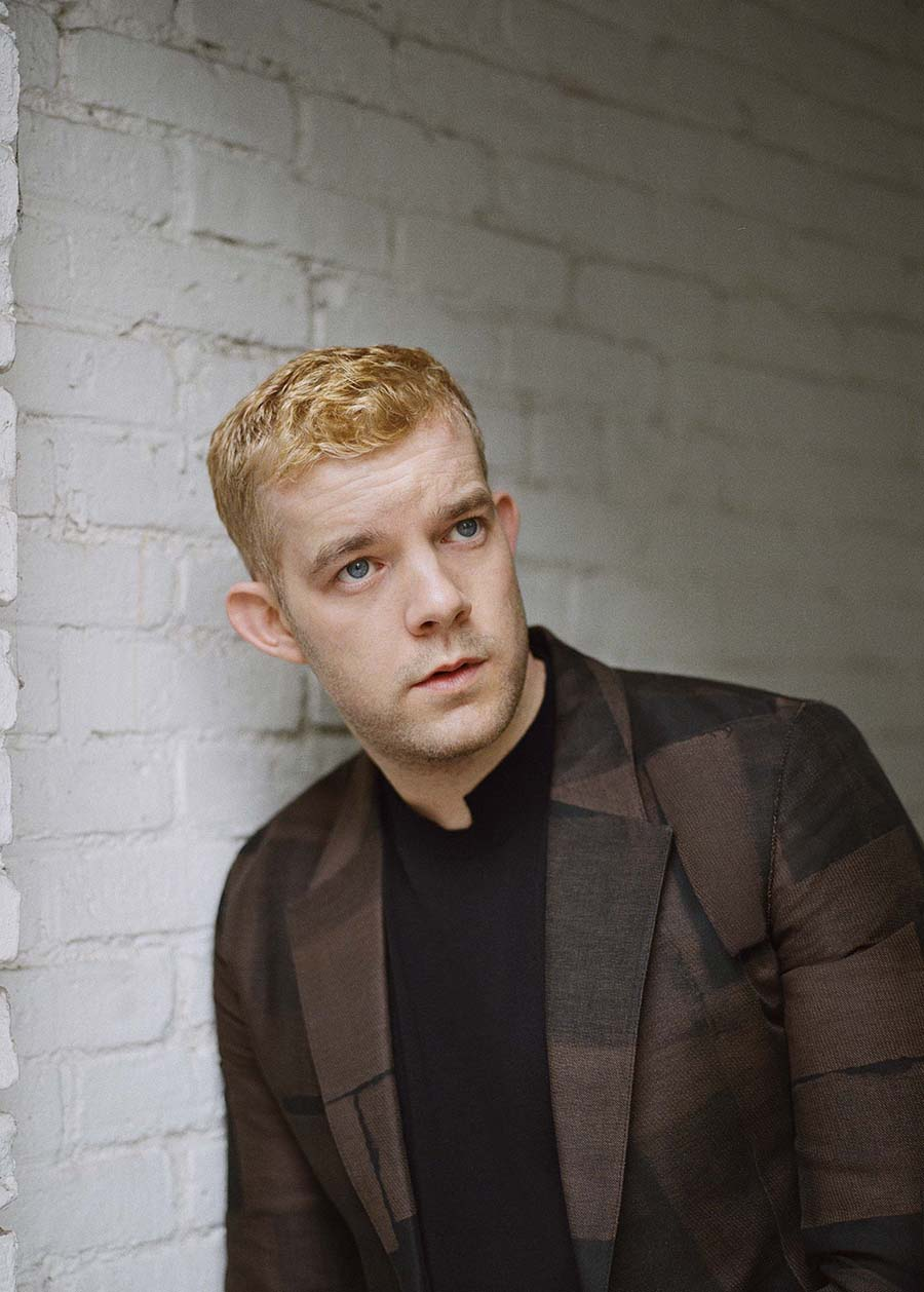 Russell Tovey and Louis Fratino ponder the queer gaze and the necessity of creativity in the age of coronavirus