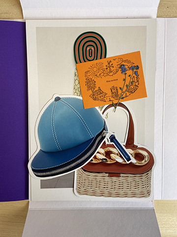 JW Anderson's show-in-a-box is a celebration of handicraft (and snail mail)