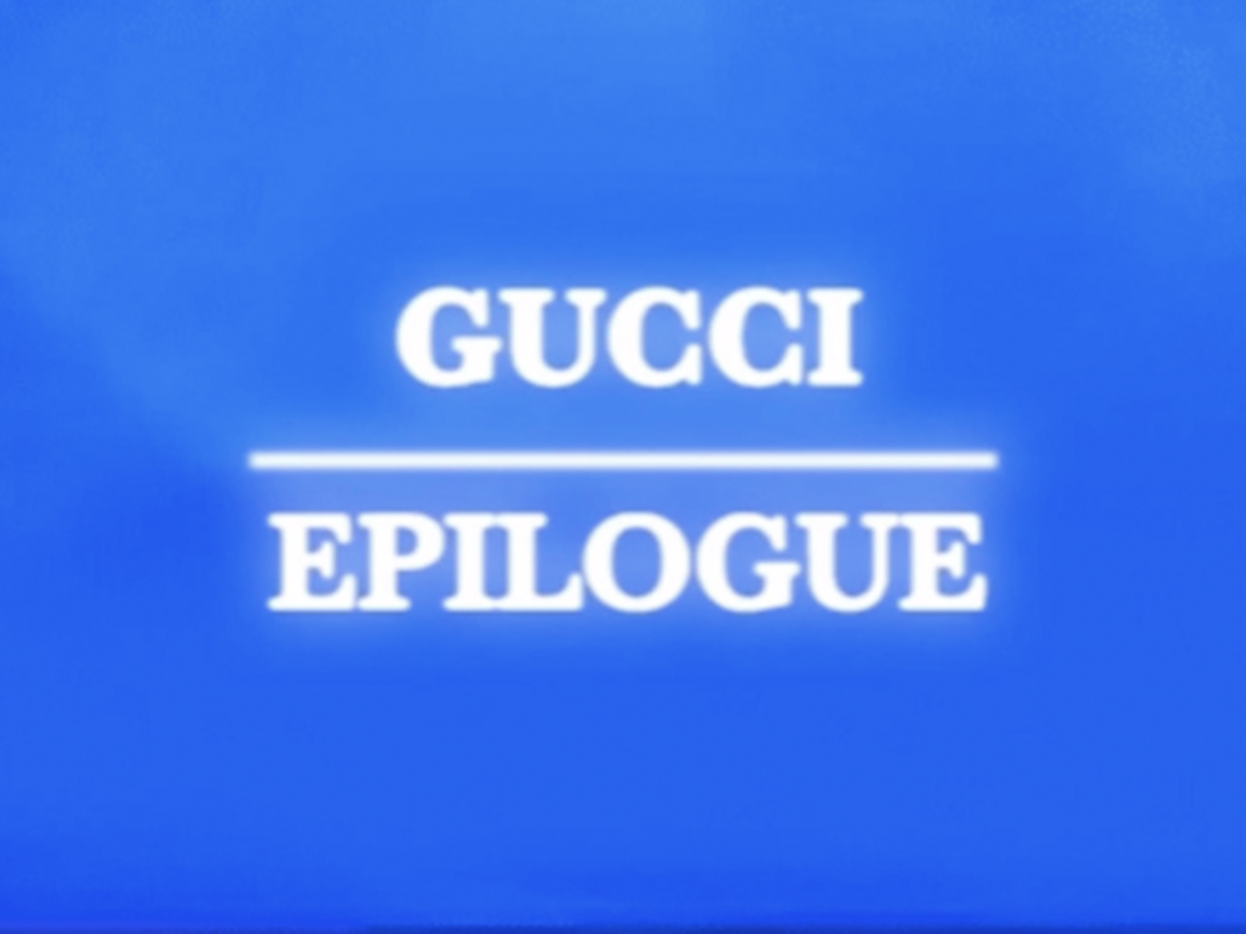 Gucci's 12-hour live stream forgoes fantasy for radical transparency
