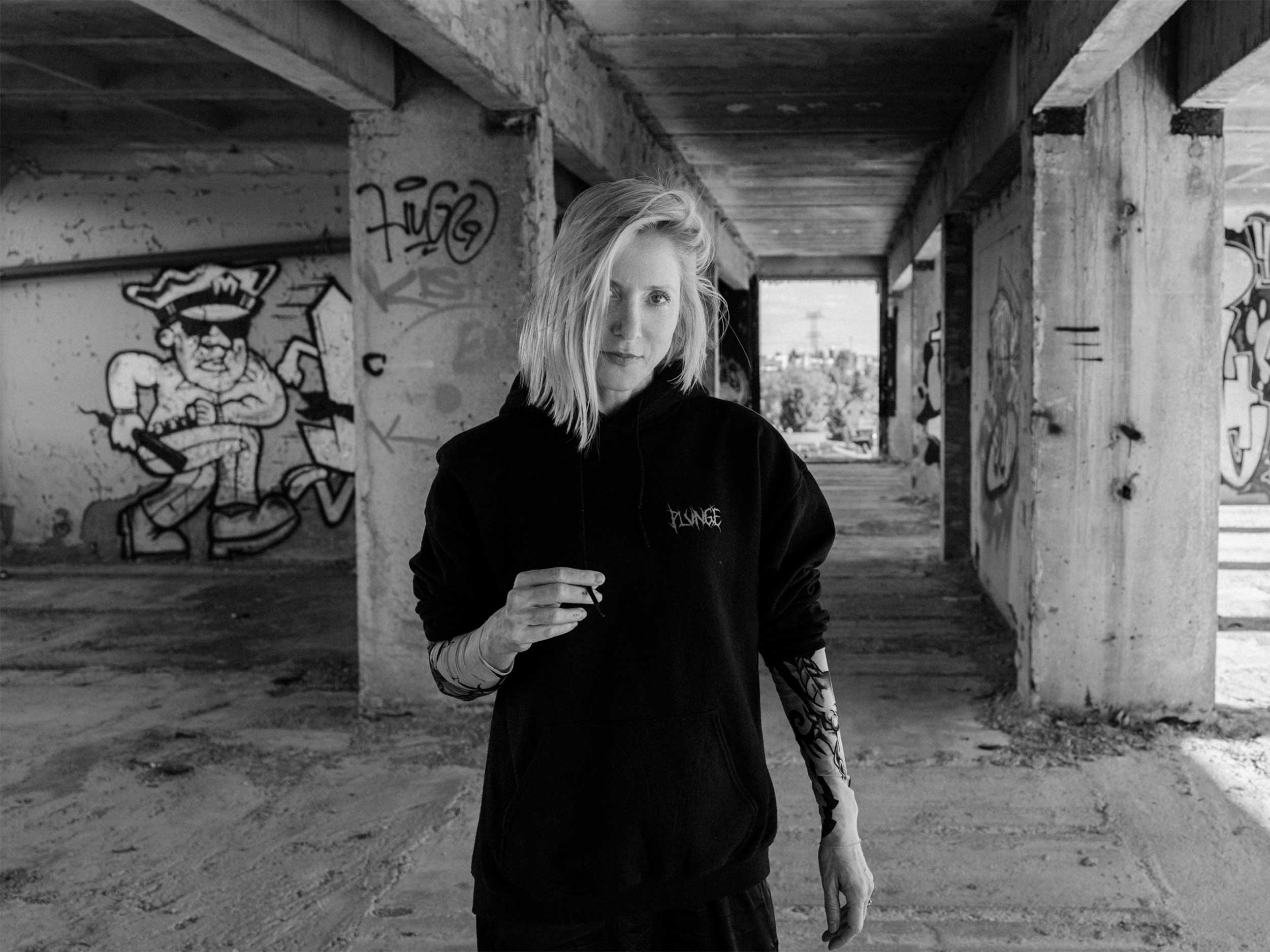 Ellen Allien is techno's spiritual healer