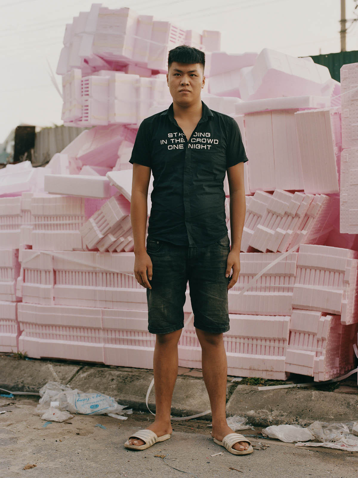 "Vietnam's ""plastic village"" is the tale of Western excess"