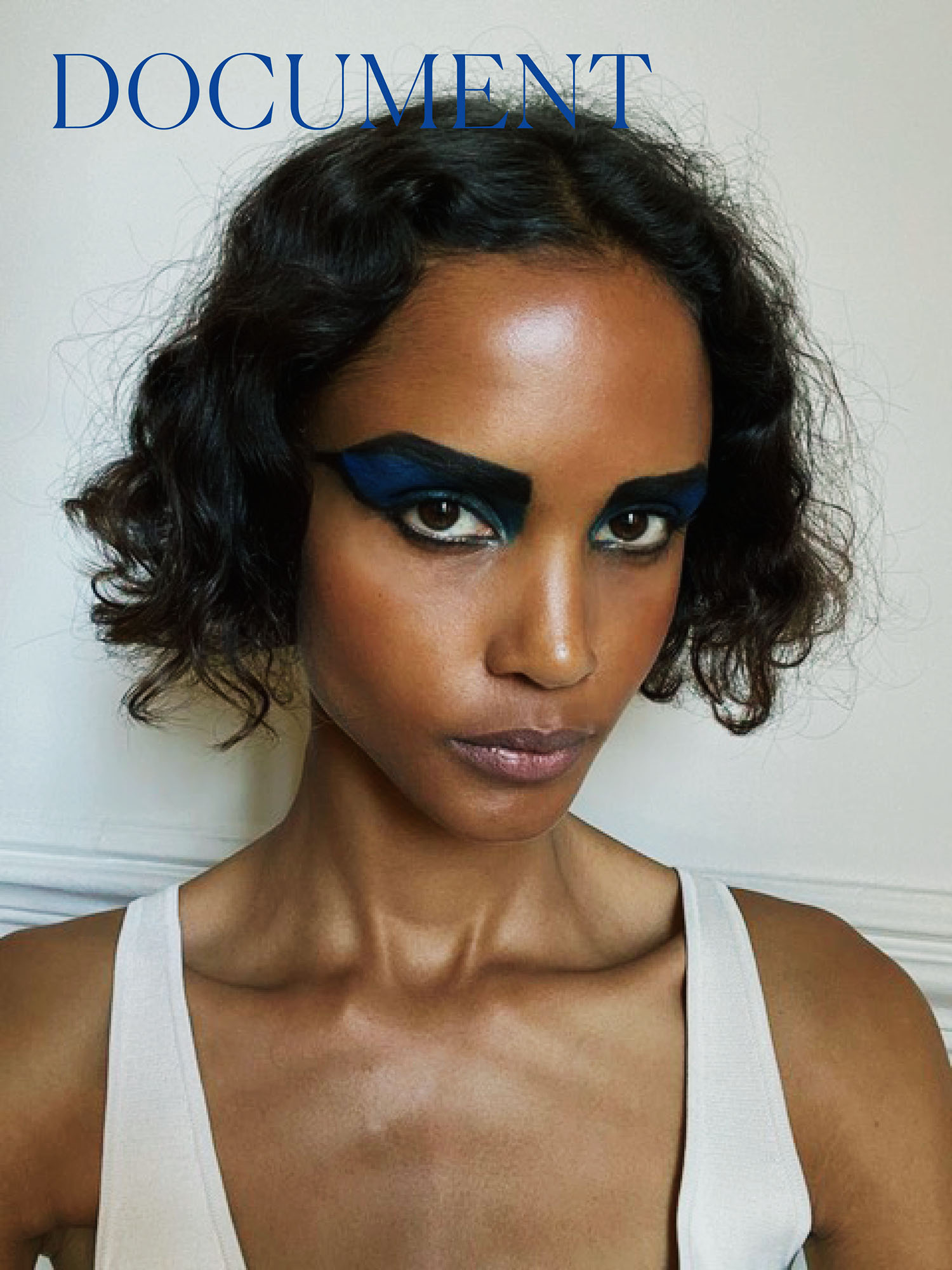 Malaika Holmen revives cinema's most recognizable eye shadow moment