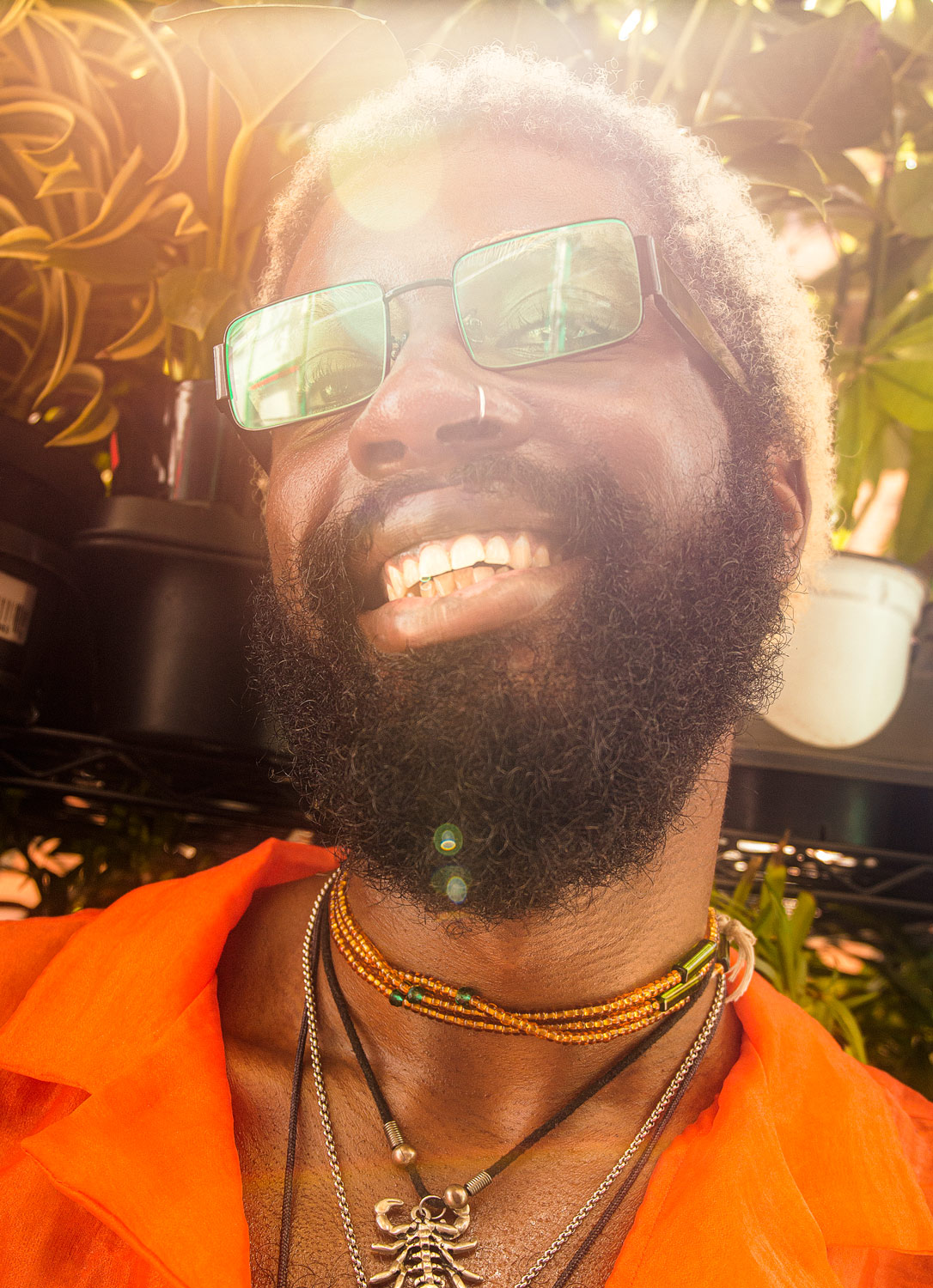 DJ Freedem, the 'trap gardener' advocating for reparations through houseplants