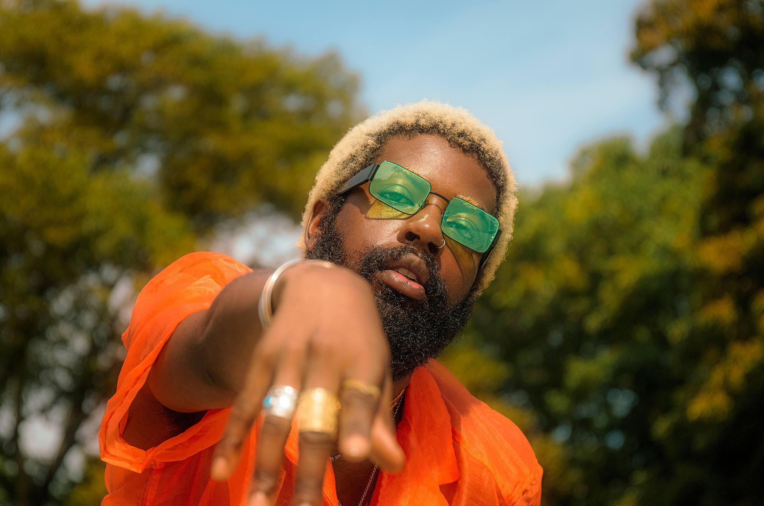 DJ Freedem, the 'trap gardener' advocating for reparations through houseplants