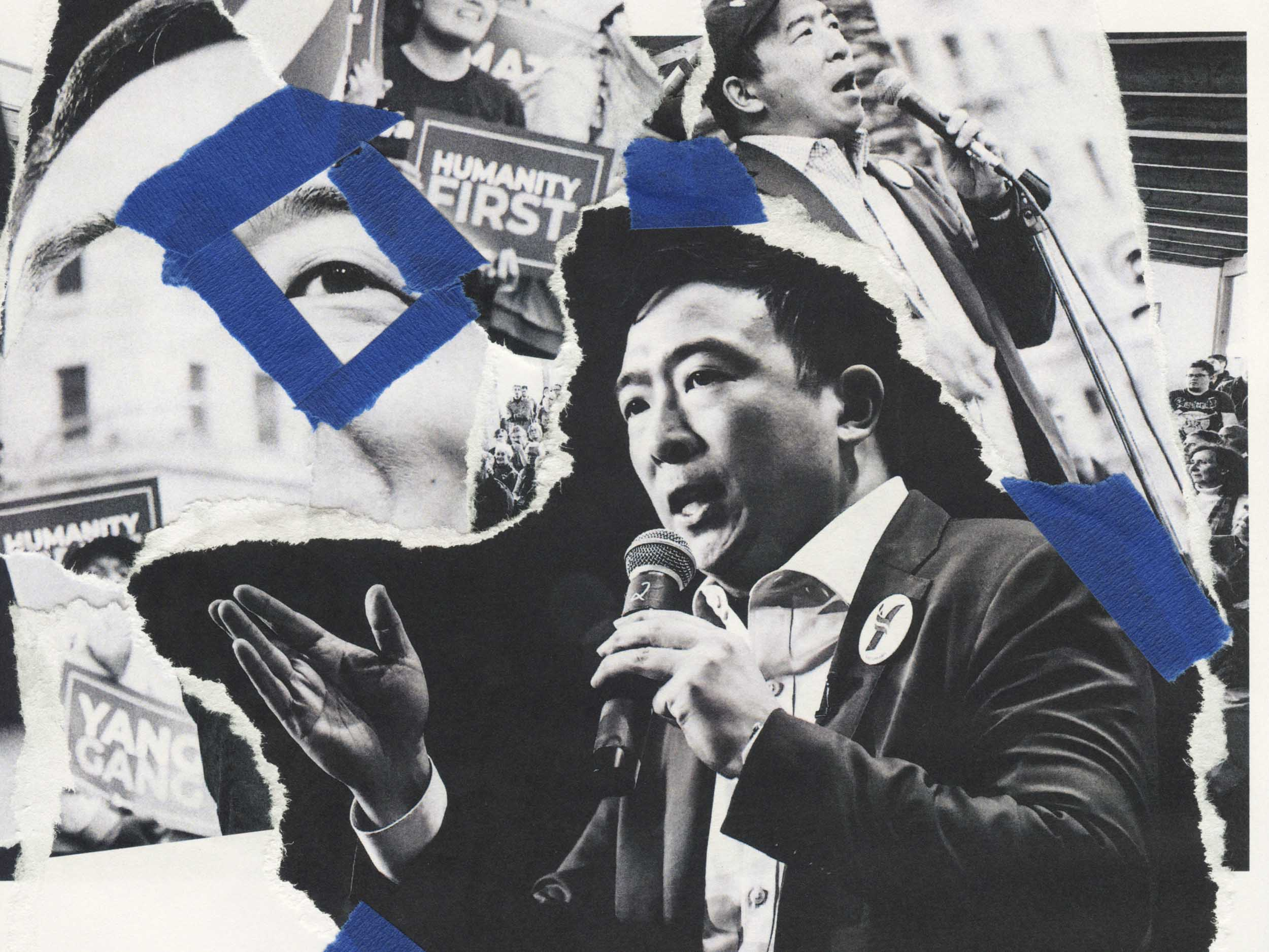 Andrew Yang joins Document to discuss political polarization, universal basic income, and America's future