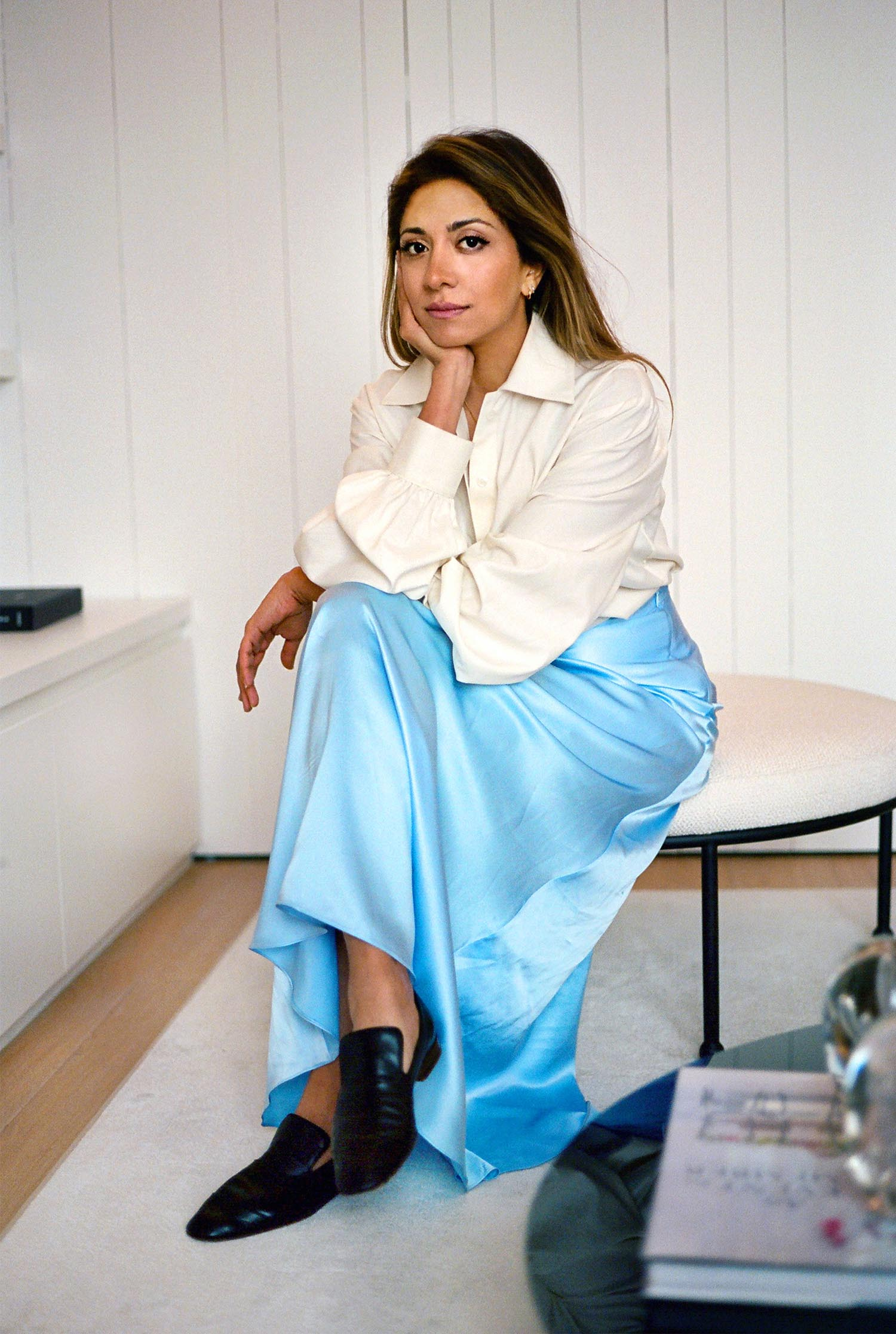 Nina Sarin Arias on the artists that inspire her collections, from Roe Ethridge to Lee Krasner