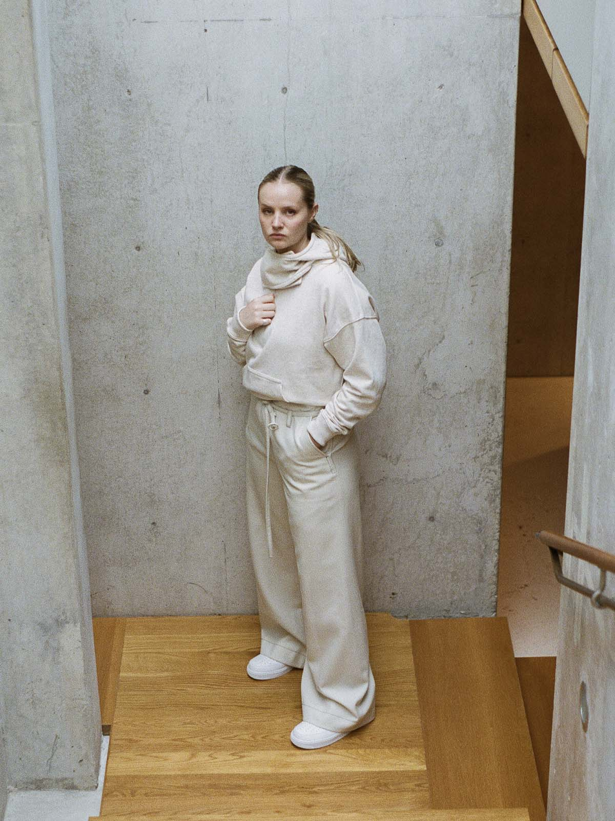 Charlotte Day Wilson finds a rhythm in the unfamiliar