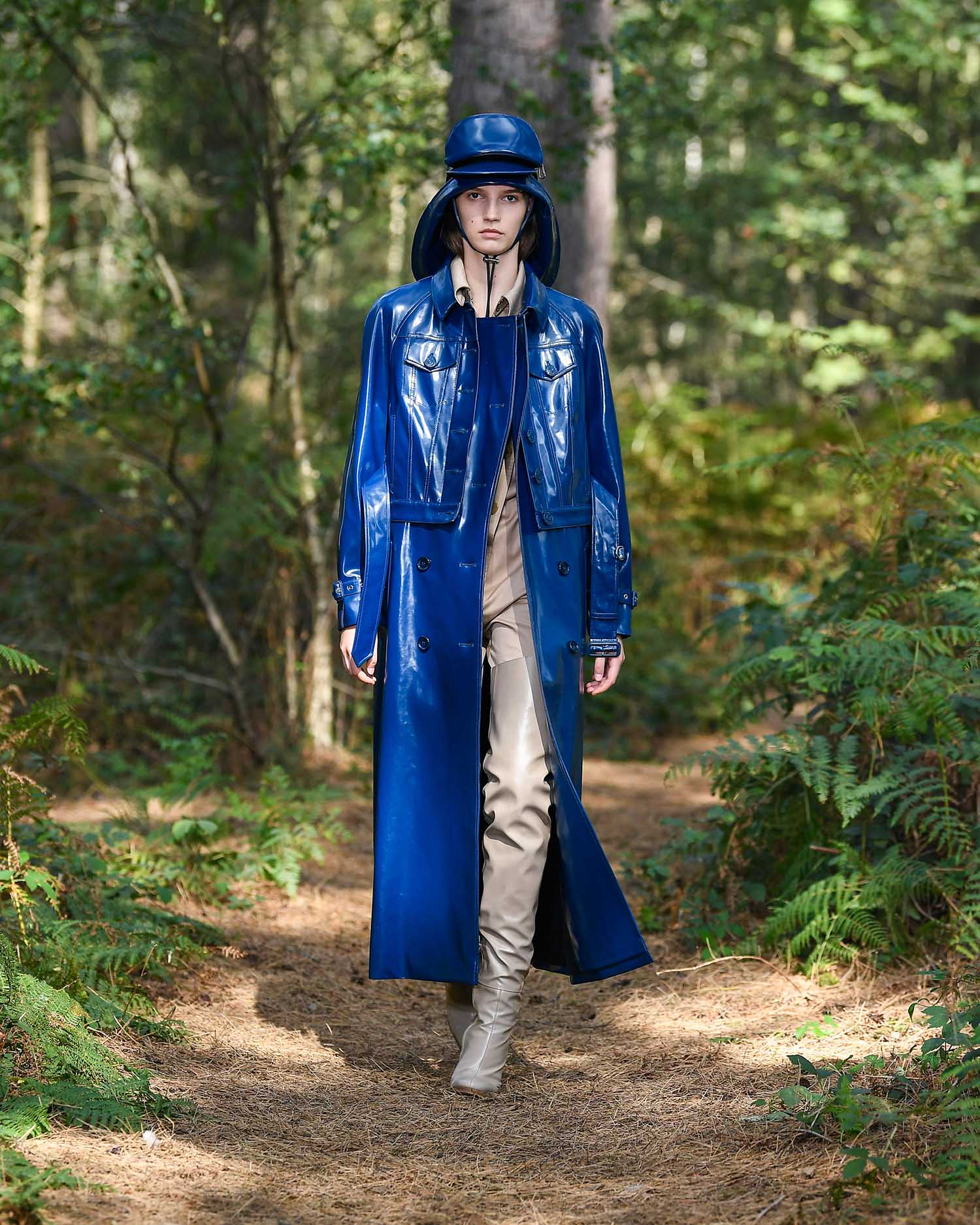 Burberry's Spring/Summer 2021 show is a spectacle for the streaming era