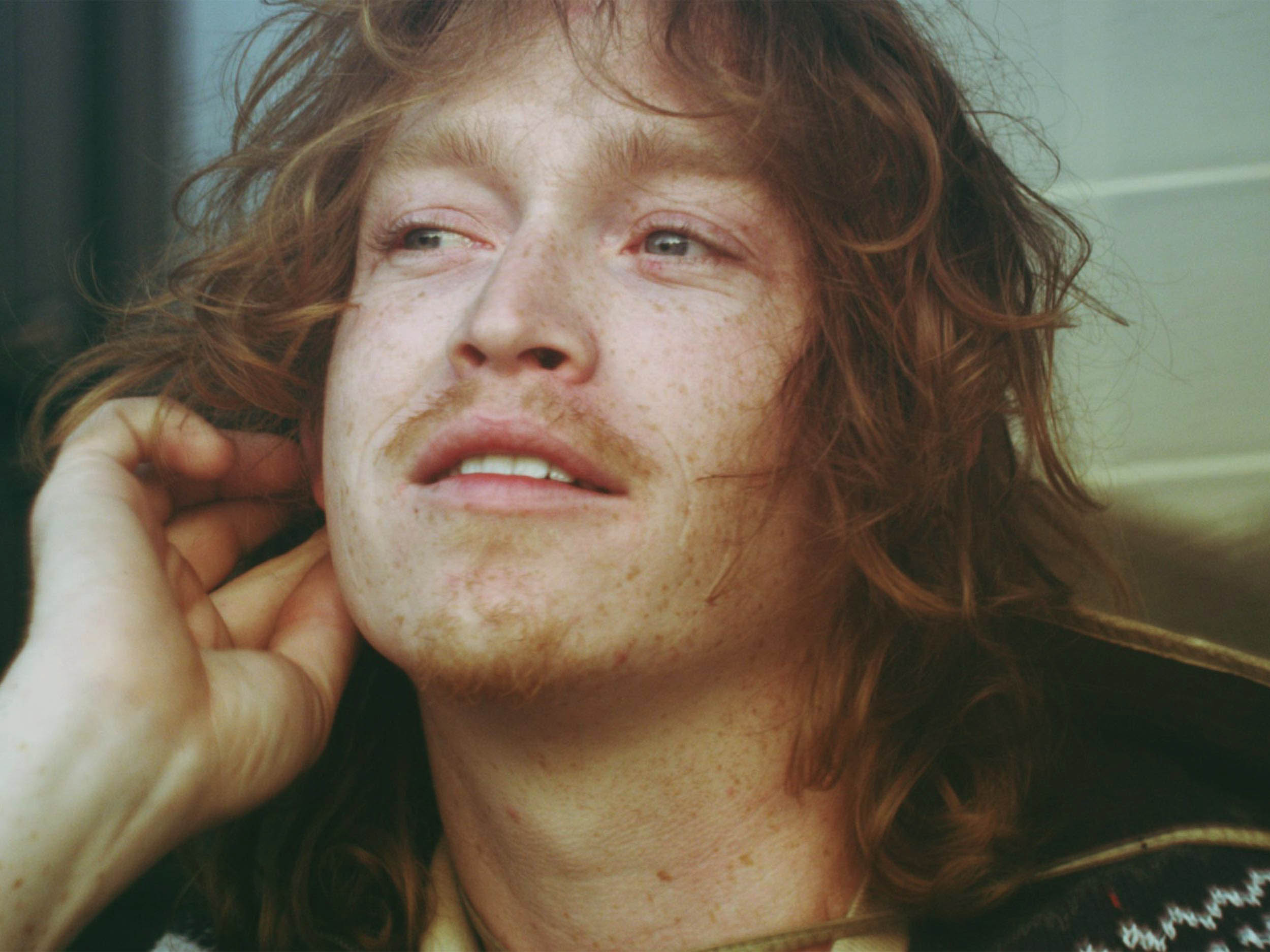 From his family home in Texas, Caleb Landry Jones takes us on a trip into another dimension