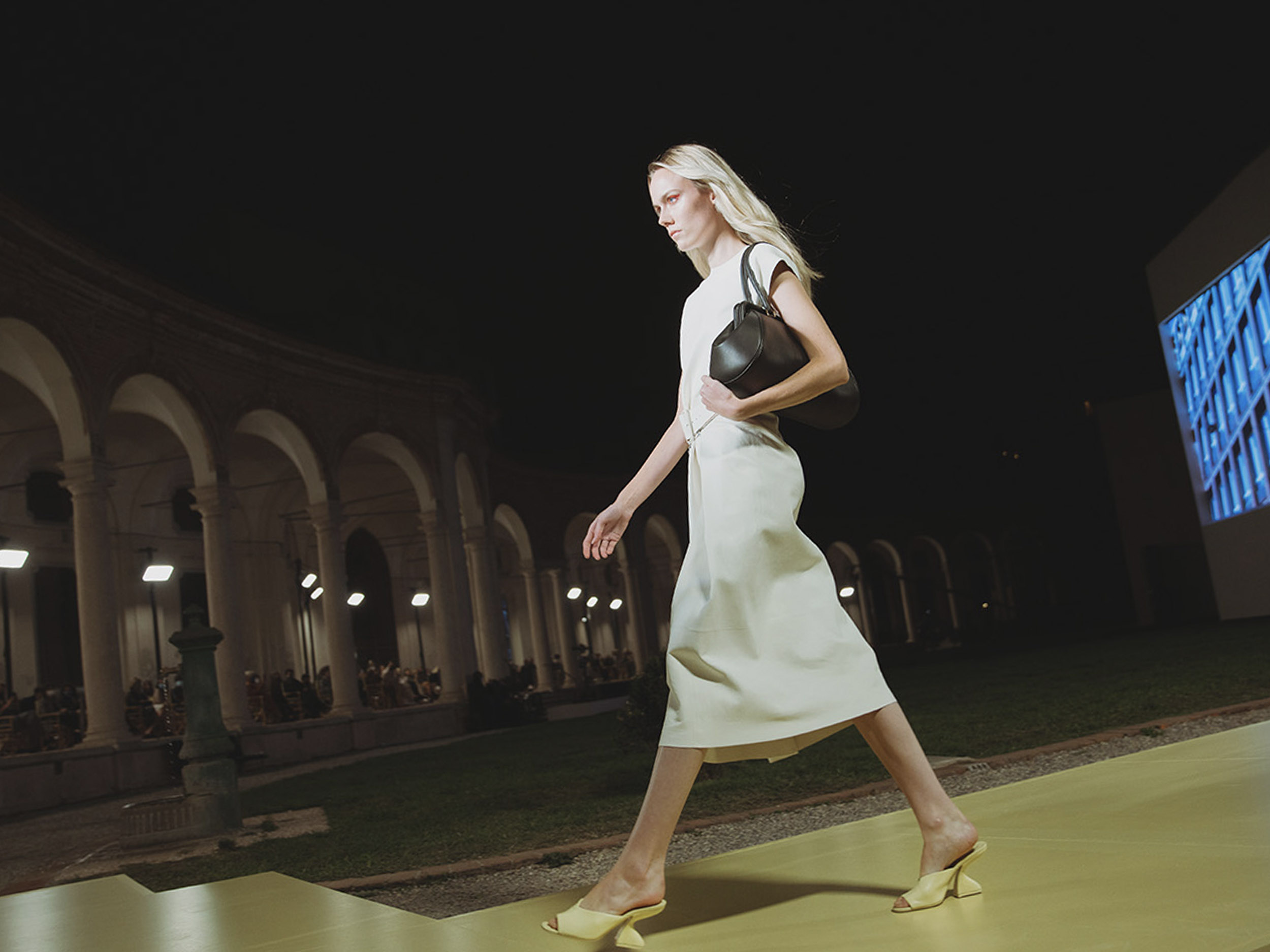 Dial F for Ferragamo: Paul Andrew turned his obsession with Hitchcock films into runway gold