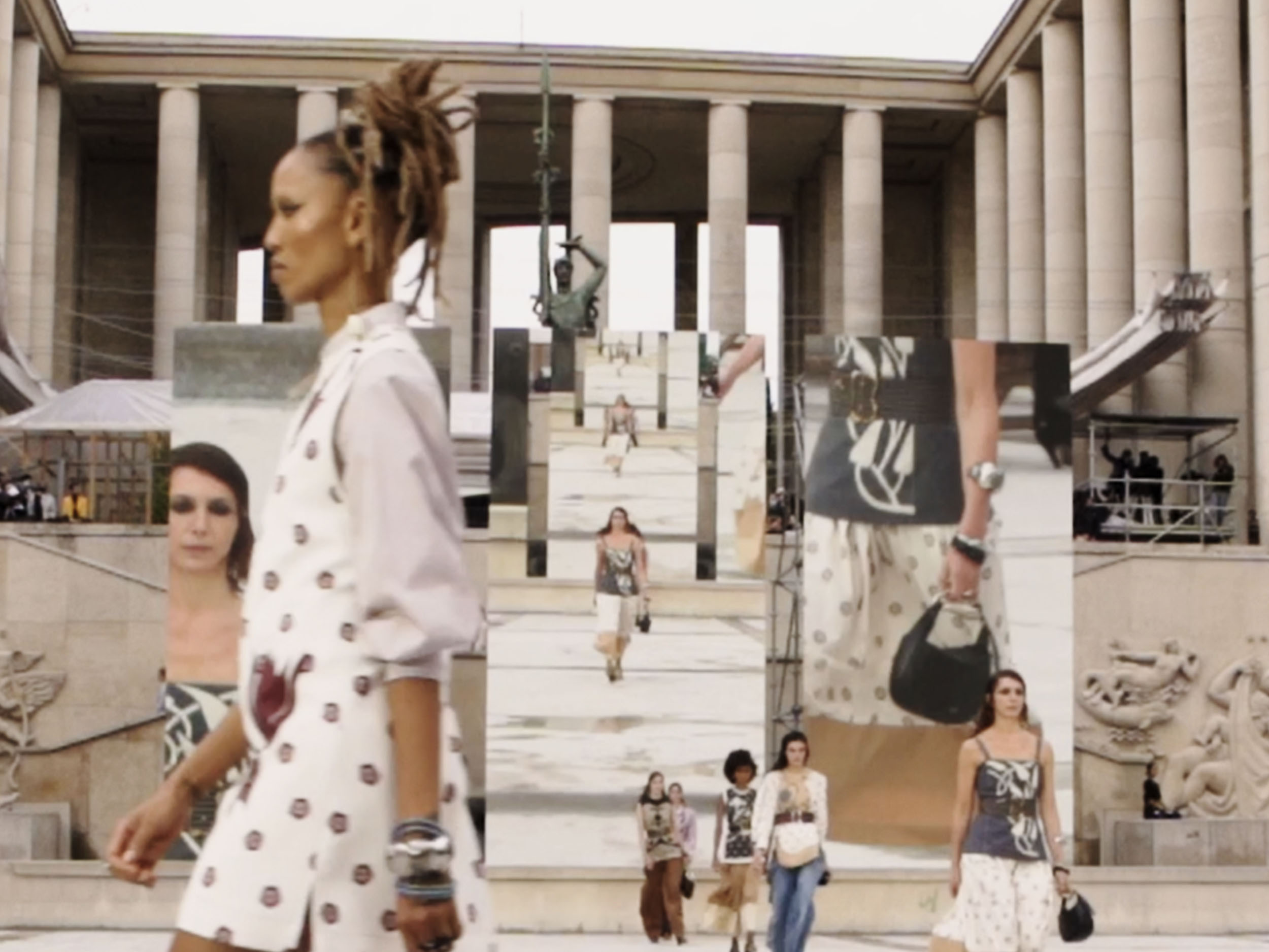 Chloe's Spring/Summer 2021 collection is an immersive lesson in hope