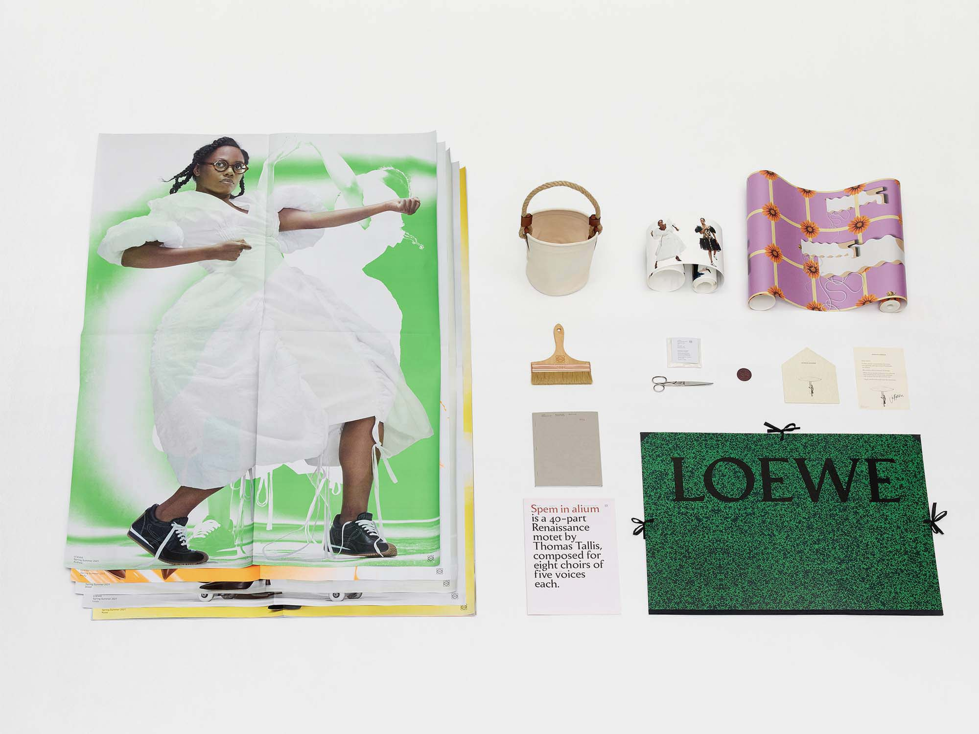 Loewe and friends return with an off-the-wall fashion experience