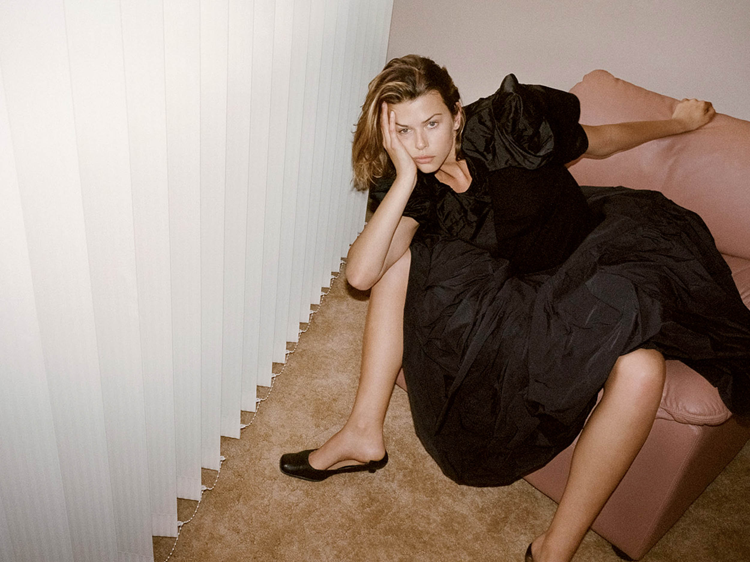 """I'll never do puff if it's safe"": Australian designer Jordan Dalah on his latest collection"