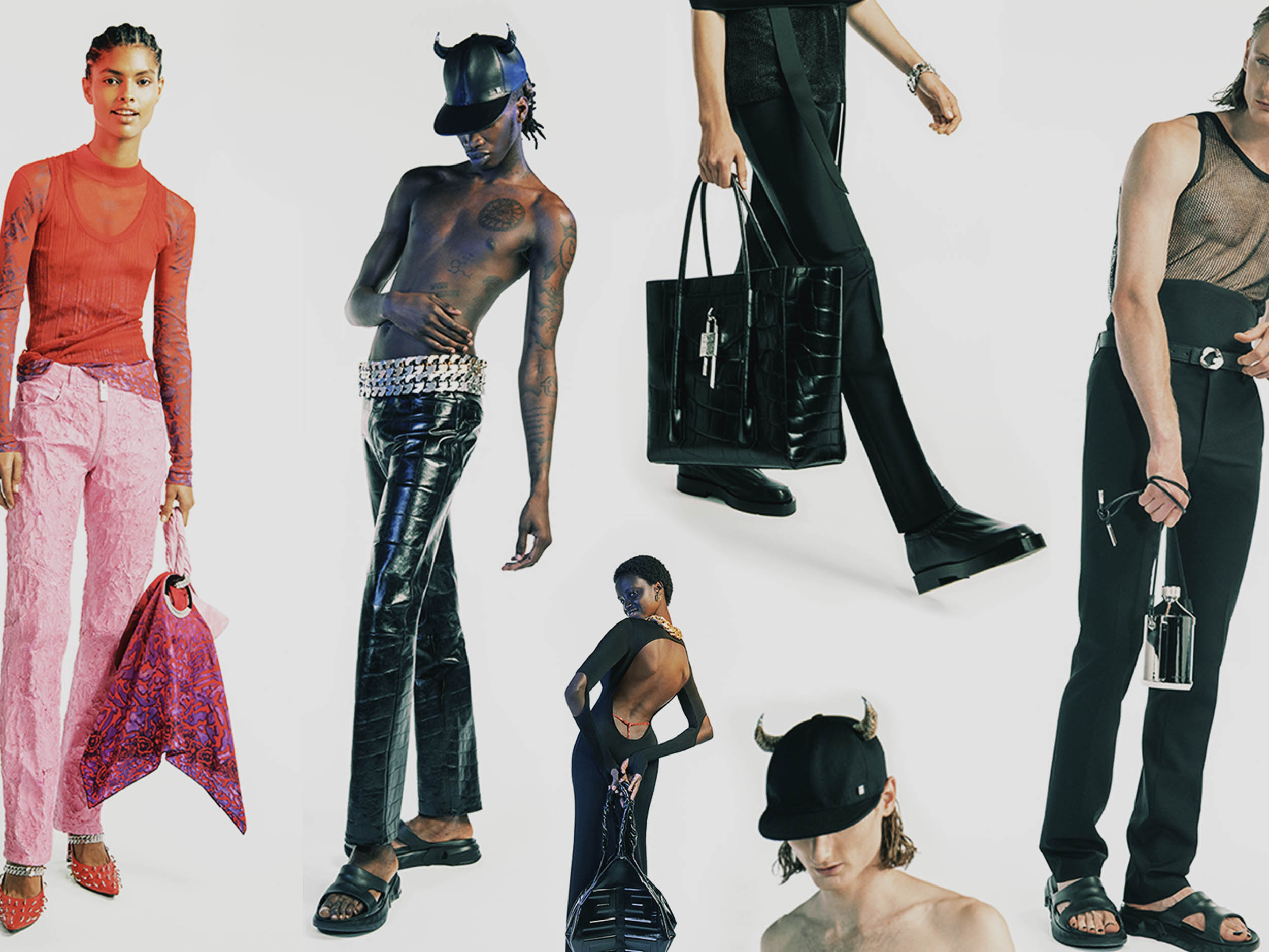Matthew Williams takes Givenchy into the unknown
