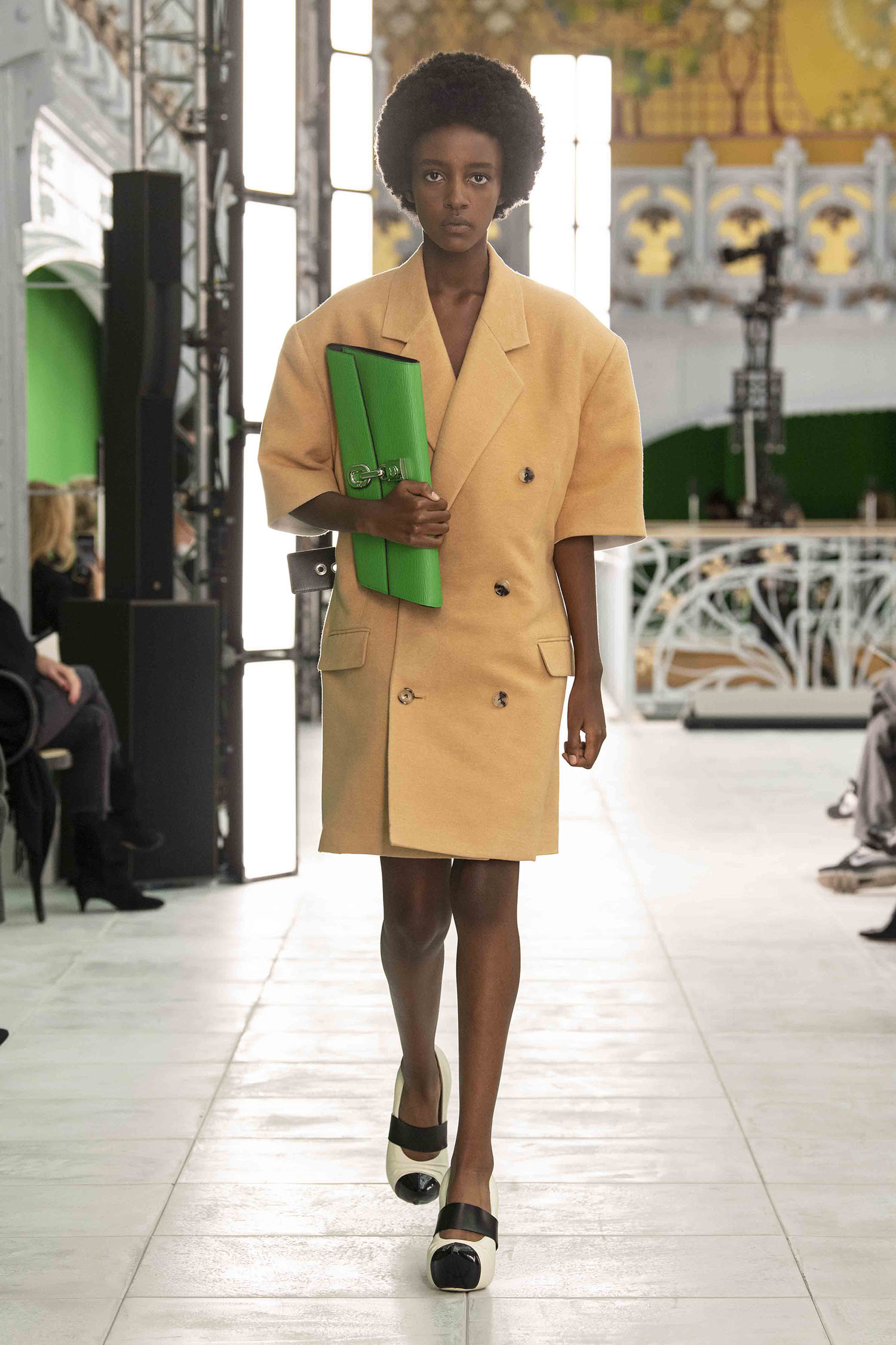 Louis Vuitton's Spring/Summer 2021 collection endorses androgyny
