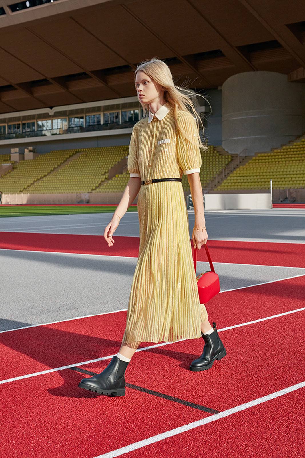 When they go low, we go high: Celine's optimistic vision of post-pandemic fashion