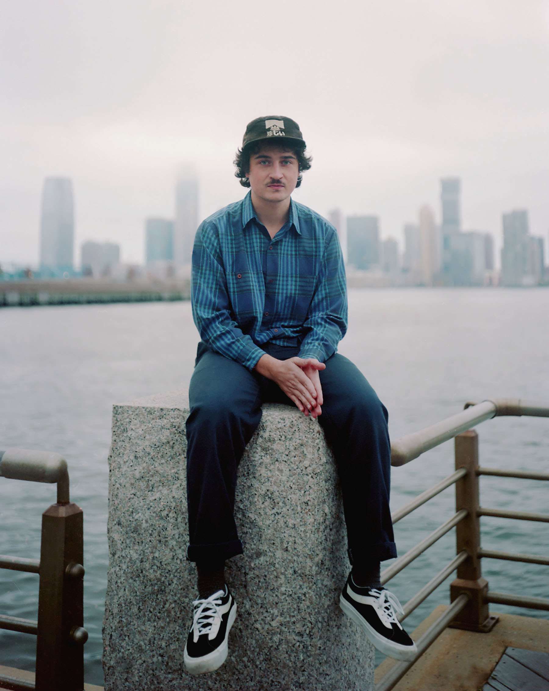 Chicago's Knox Fortune has arrived with his genre-bending new album, Stock Child Wonder