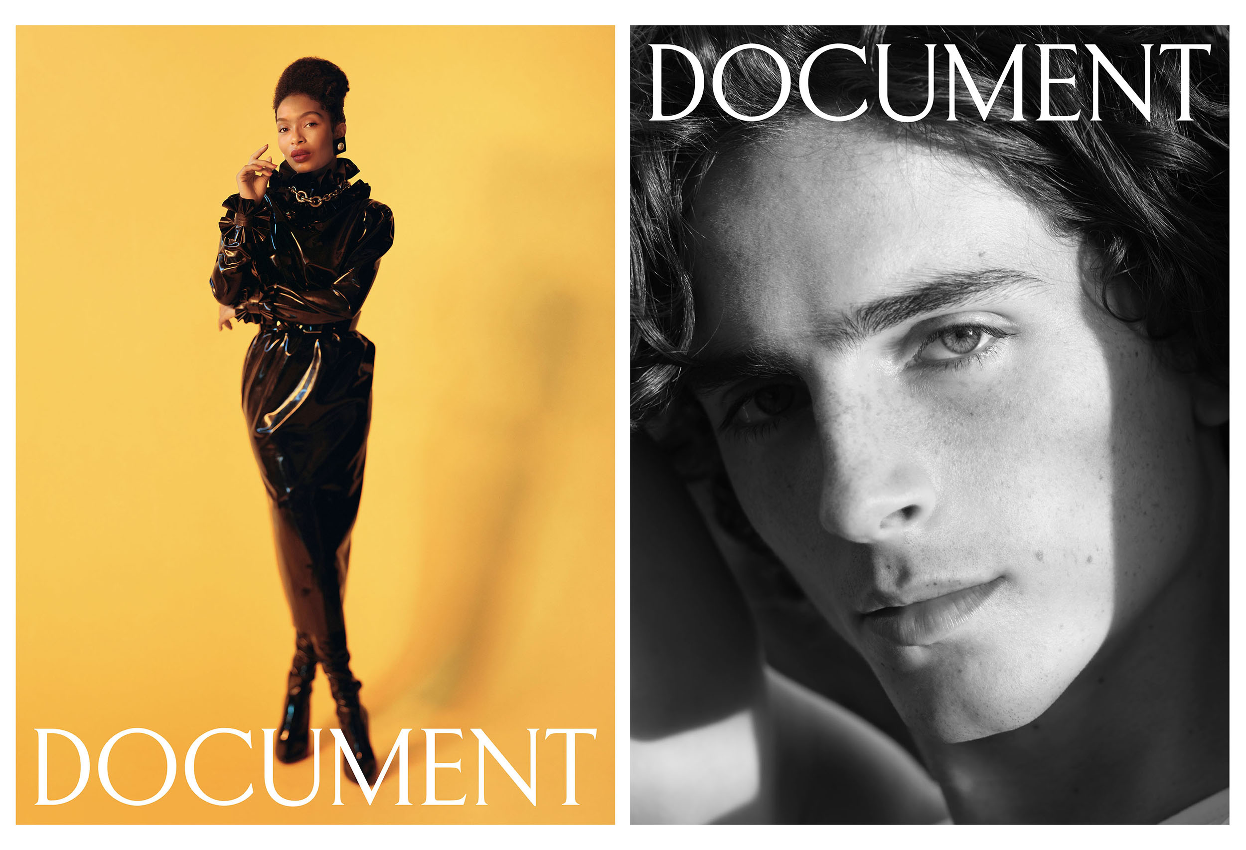 Document Journal launches Fall/Winter 2020: The Alternate Future
