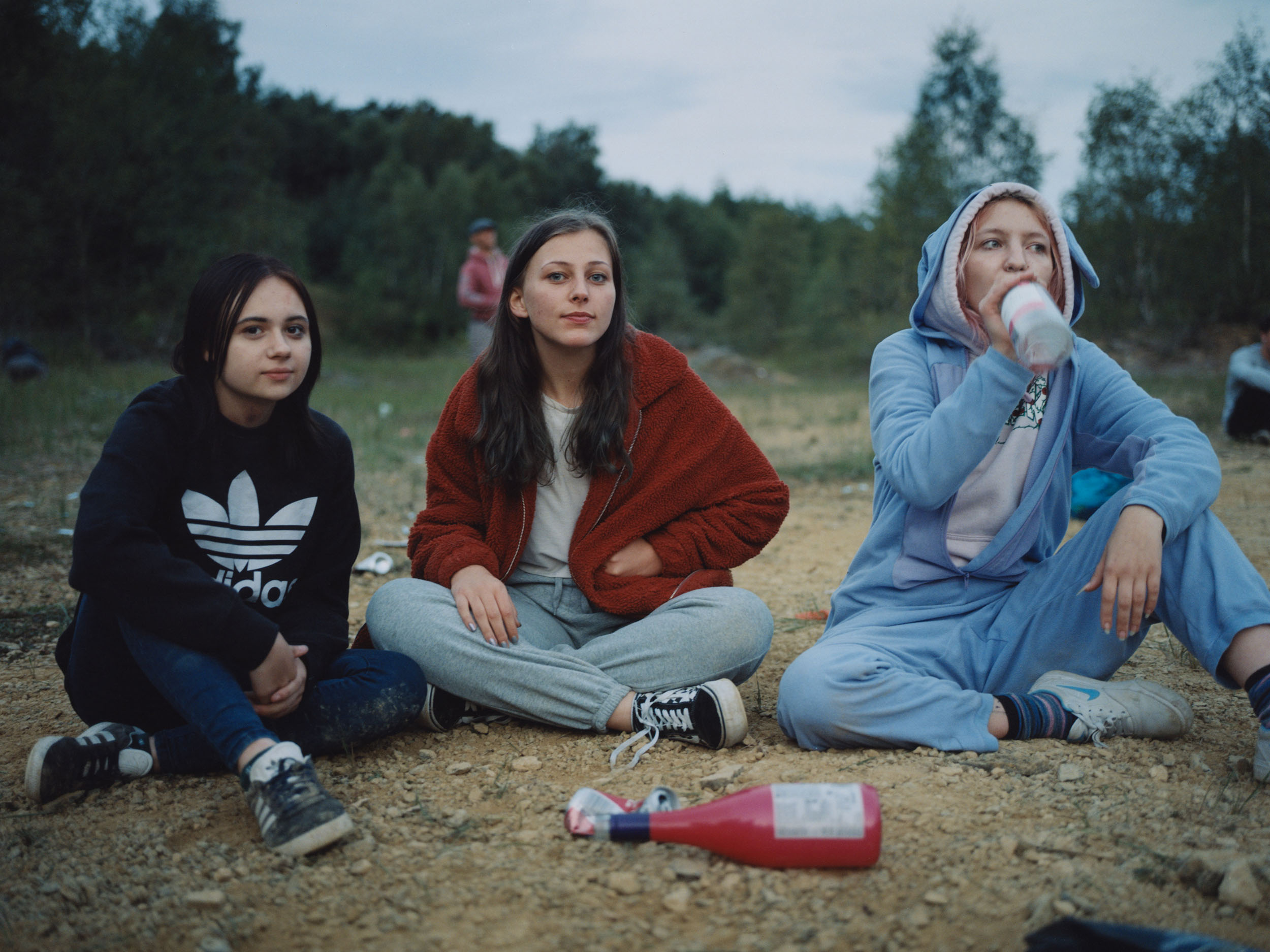 Saved by the rave: British youth are reclaiming public land to party, even during a pandemic