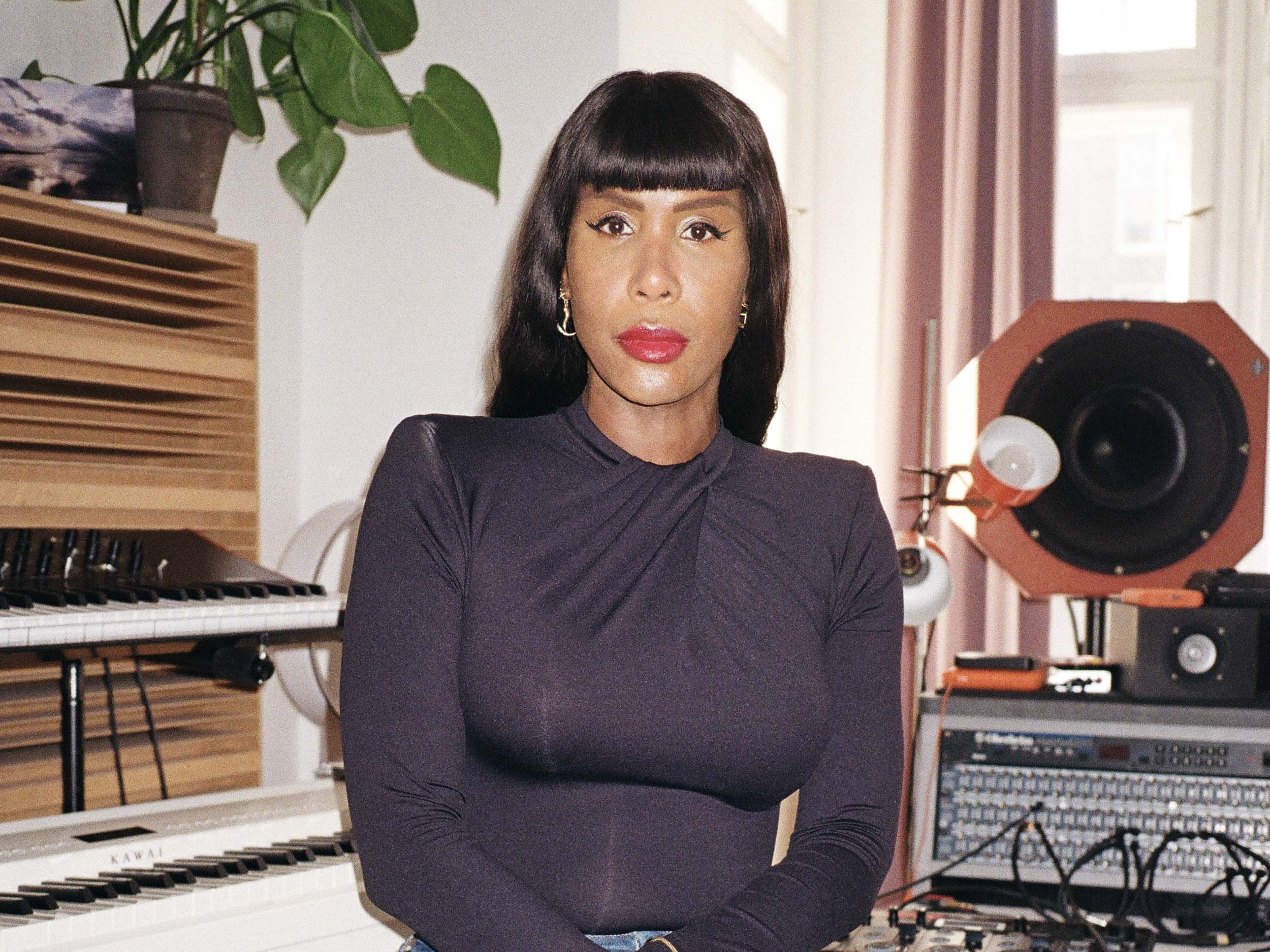 Honey Dijon, Juliana Huxtable, and Nomi Ruiz affirm the sacred, shamanistic pleasures of sex and sound