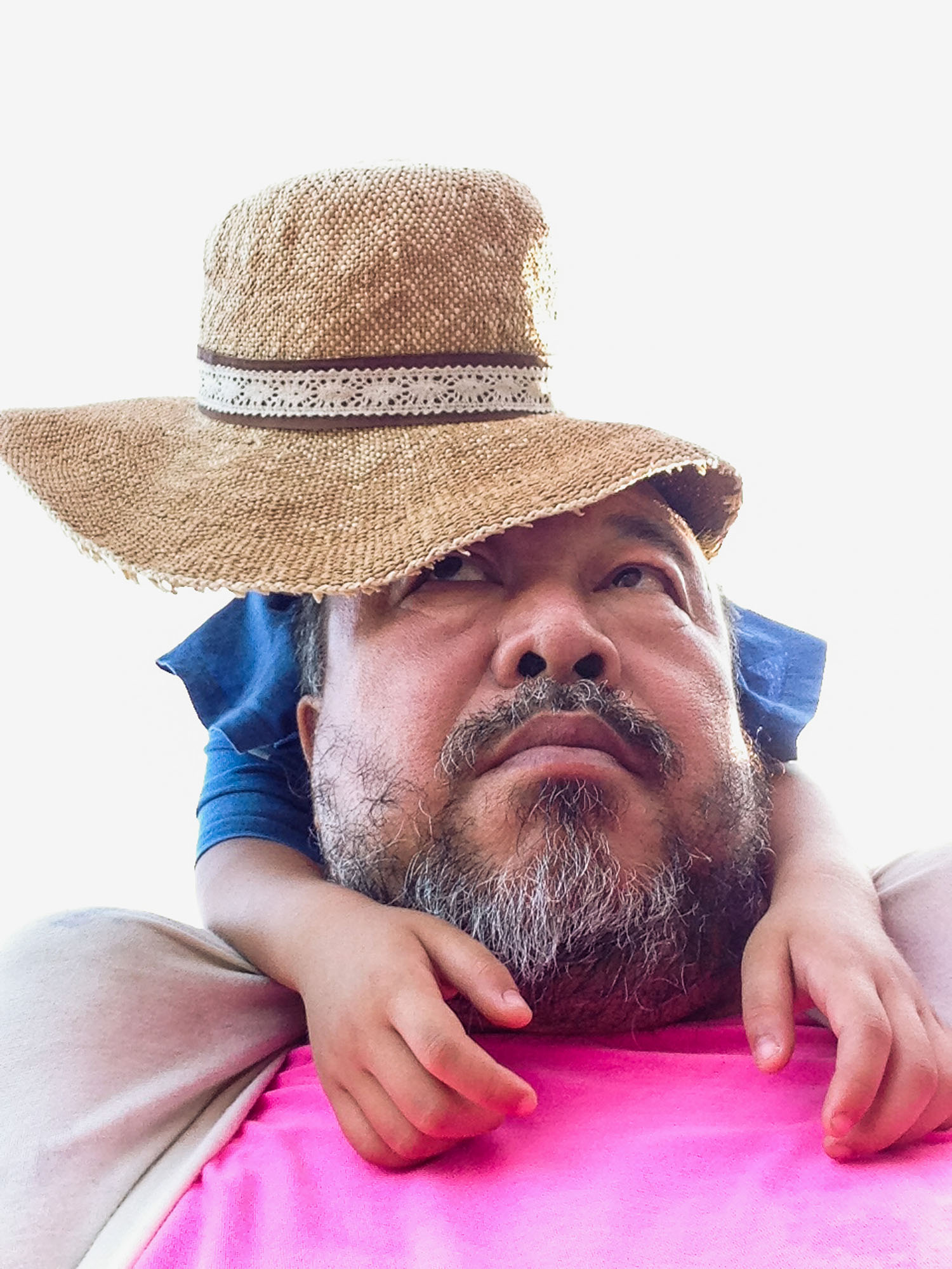 Ai Weiwei answers 20 questions from his son, Ai Lao