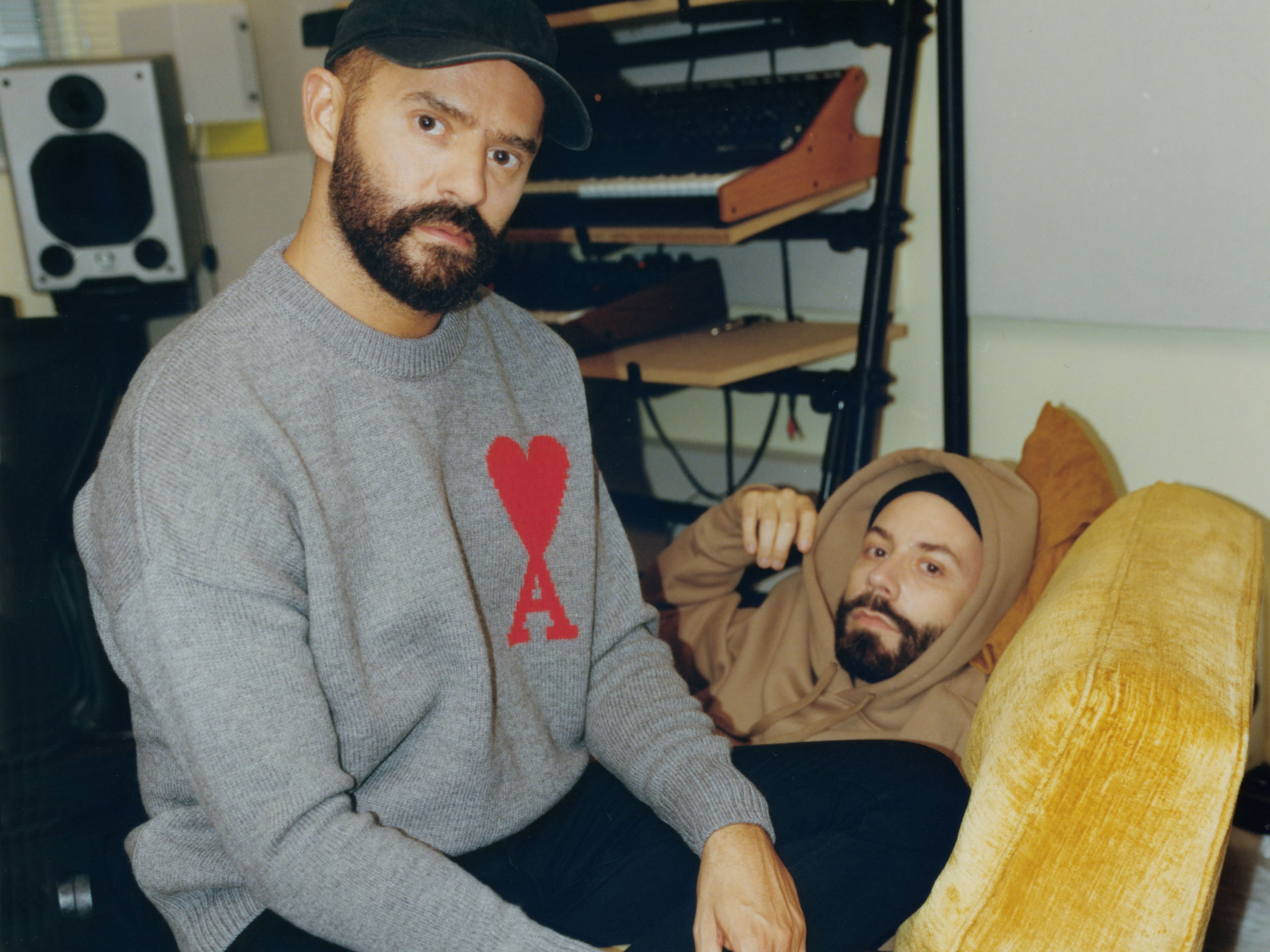 AMI's Alexandre Mattiussi and musician Woodkid are the only authors of their creative destinies
