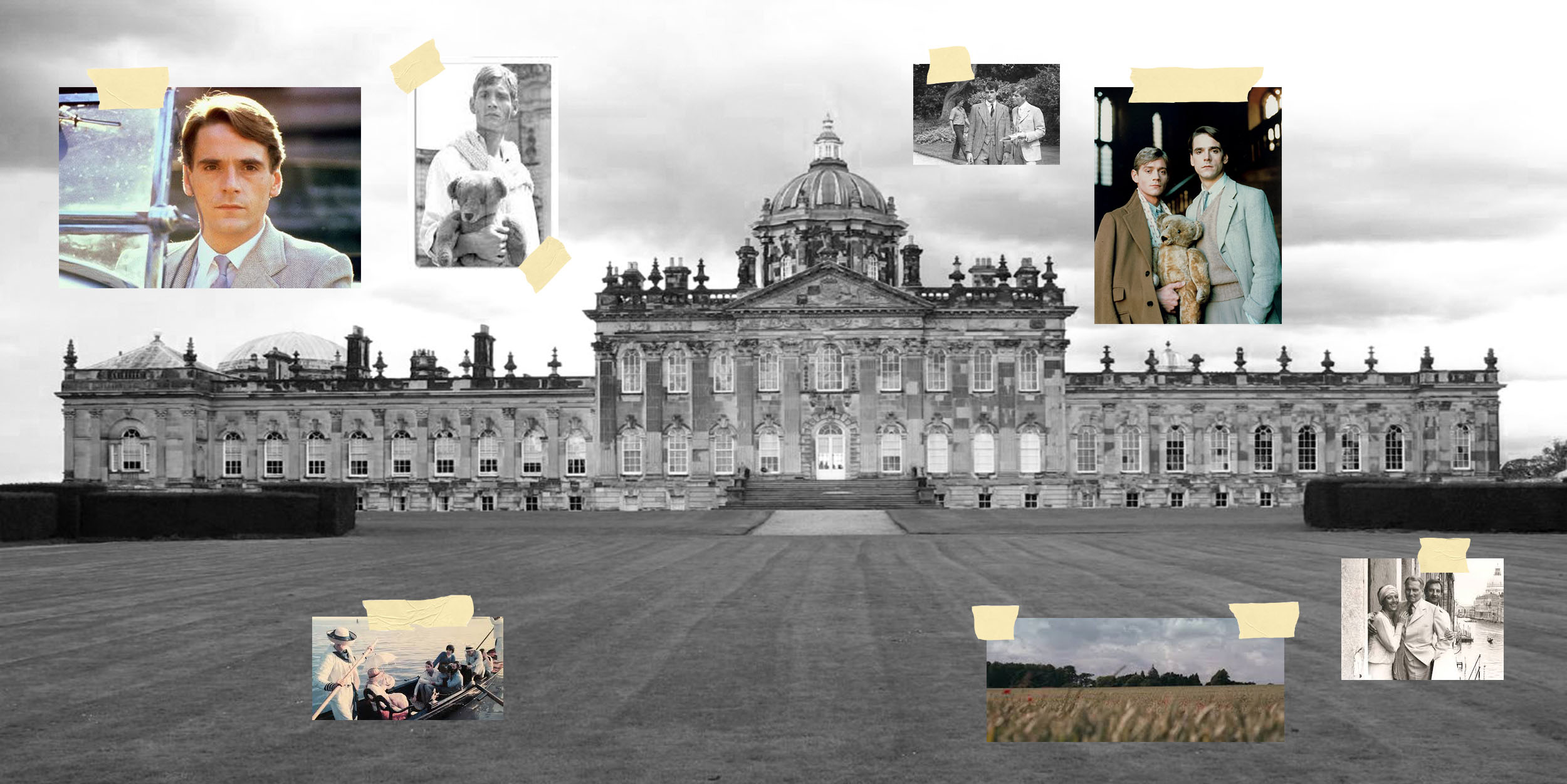 The timely revival of 'Brideshead Revisited,' a defiantly opulent antidote to our bleak present