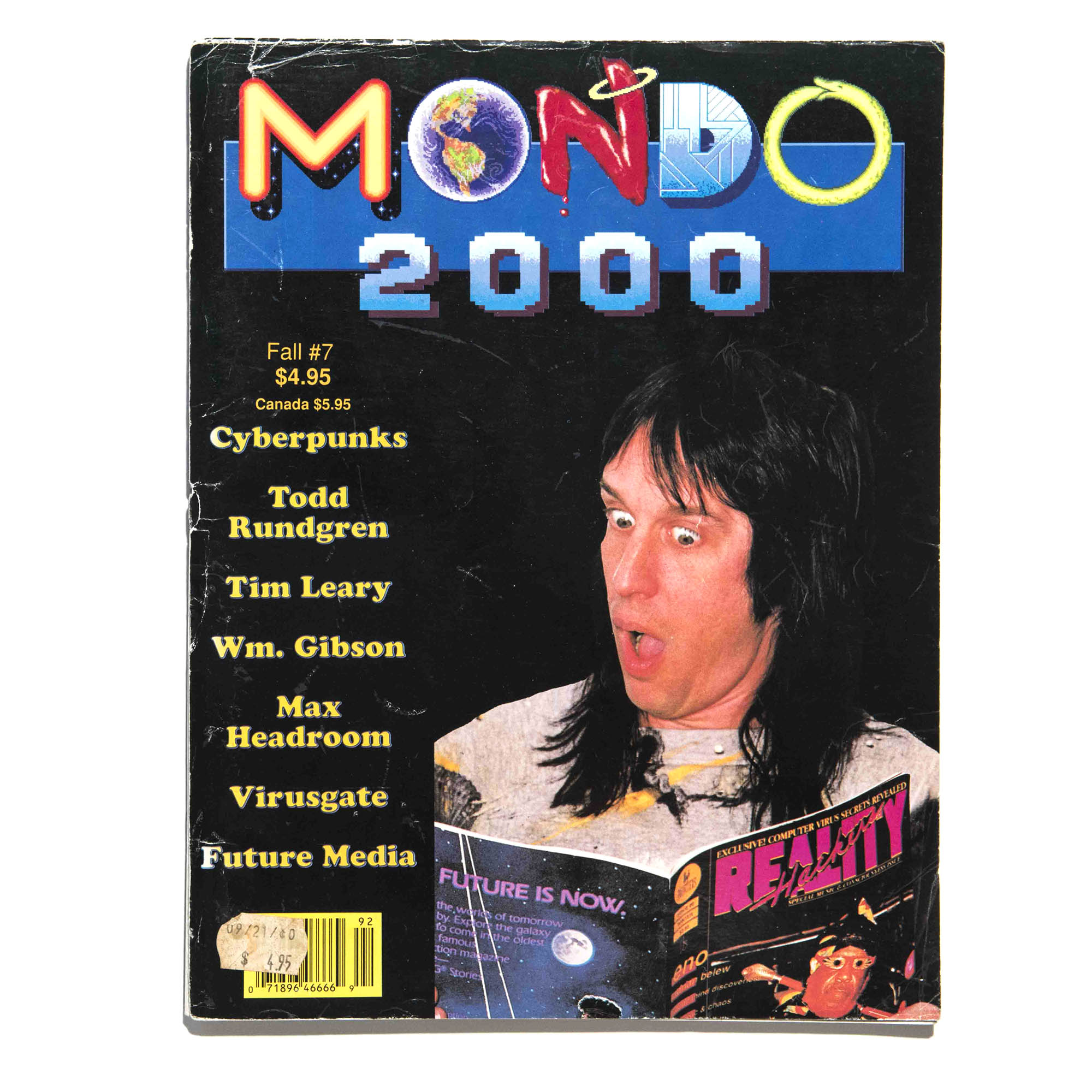 Inside 'Mondo 2000,' the cyberpunk magazine that gave us a glimpse of the utopian future that never was