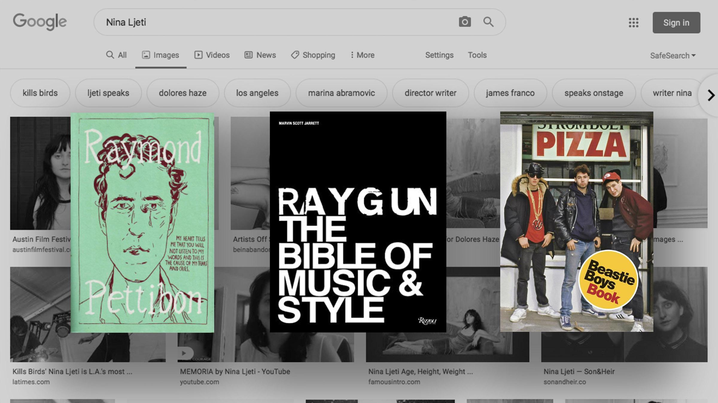 From Raymond Pettibon to 'Ray Gun': Nina Ljeti's syllabus for punks-in-training